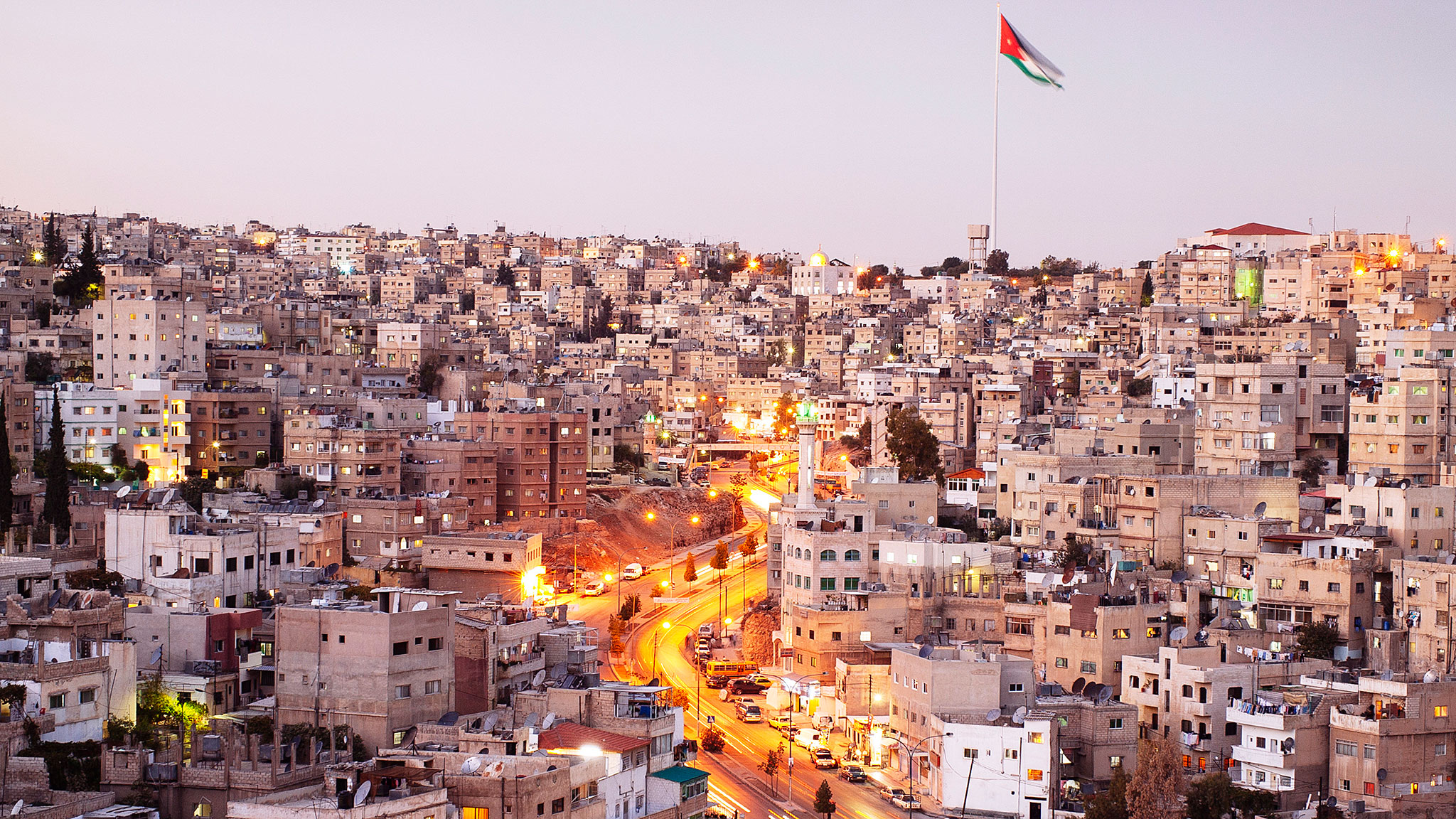 How Amman Is Reinventing Itself As A Business Hub