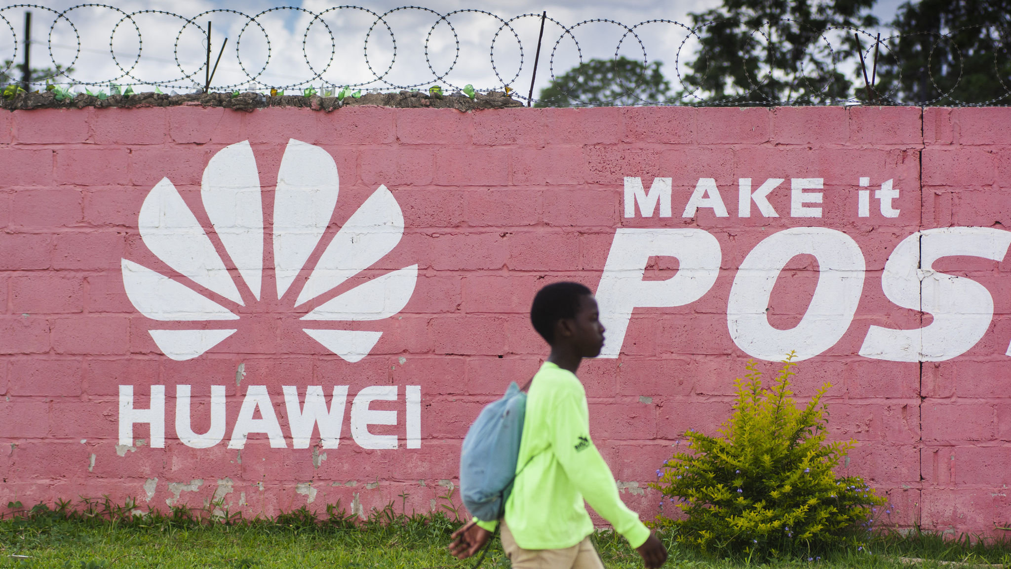 Uganda confirms use of Huawei facial recognition cameras