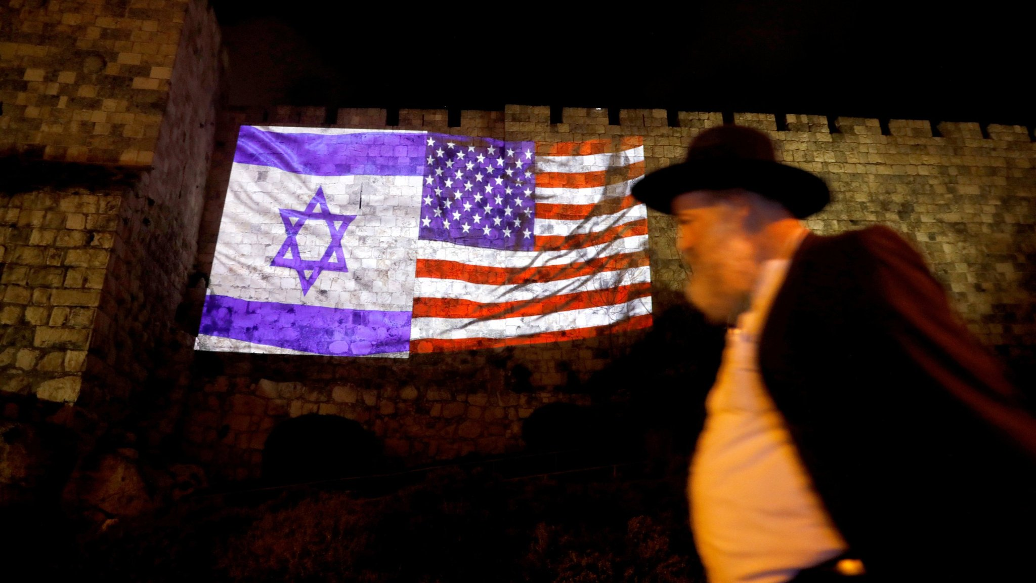 Jerusalem move exacerbates Middle East tensions
