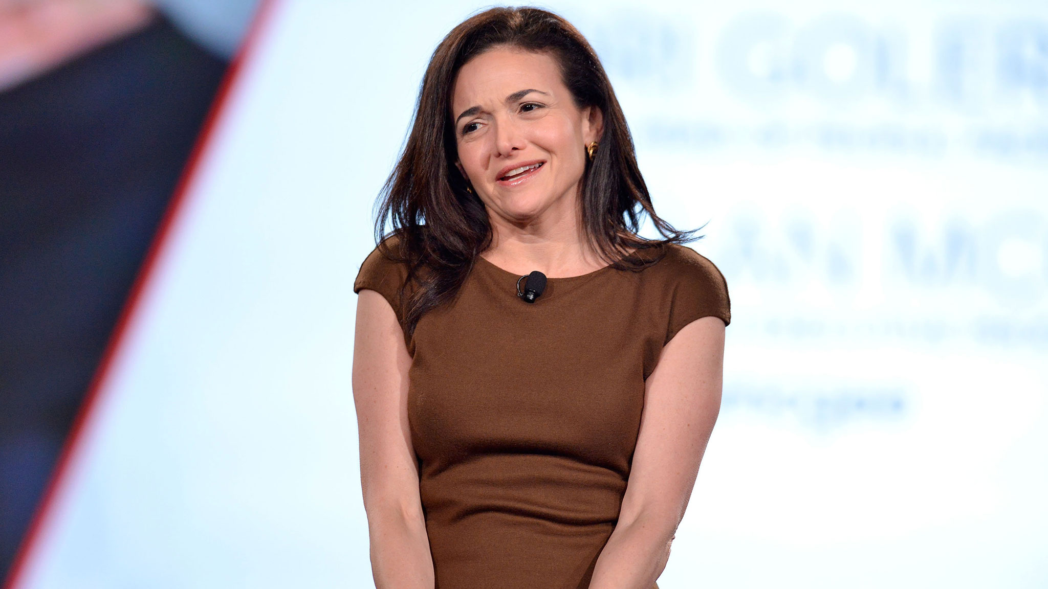 Option B by Sheryl Sandberg: 'Lean in? I could barely stand
