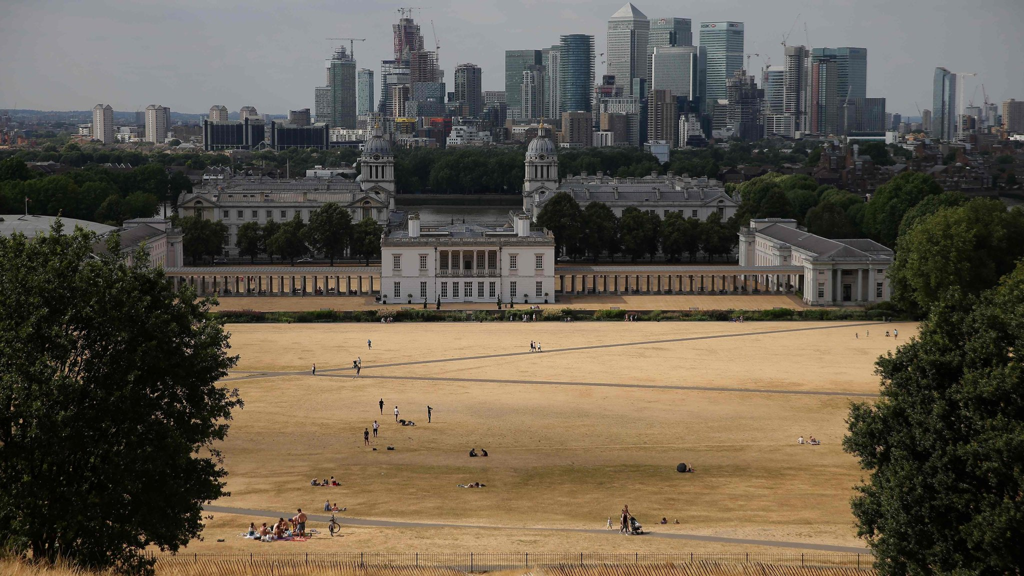 Heat-related deaths projected to triple in the UK by 2050