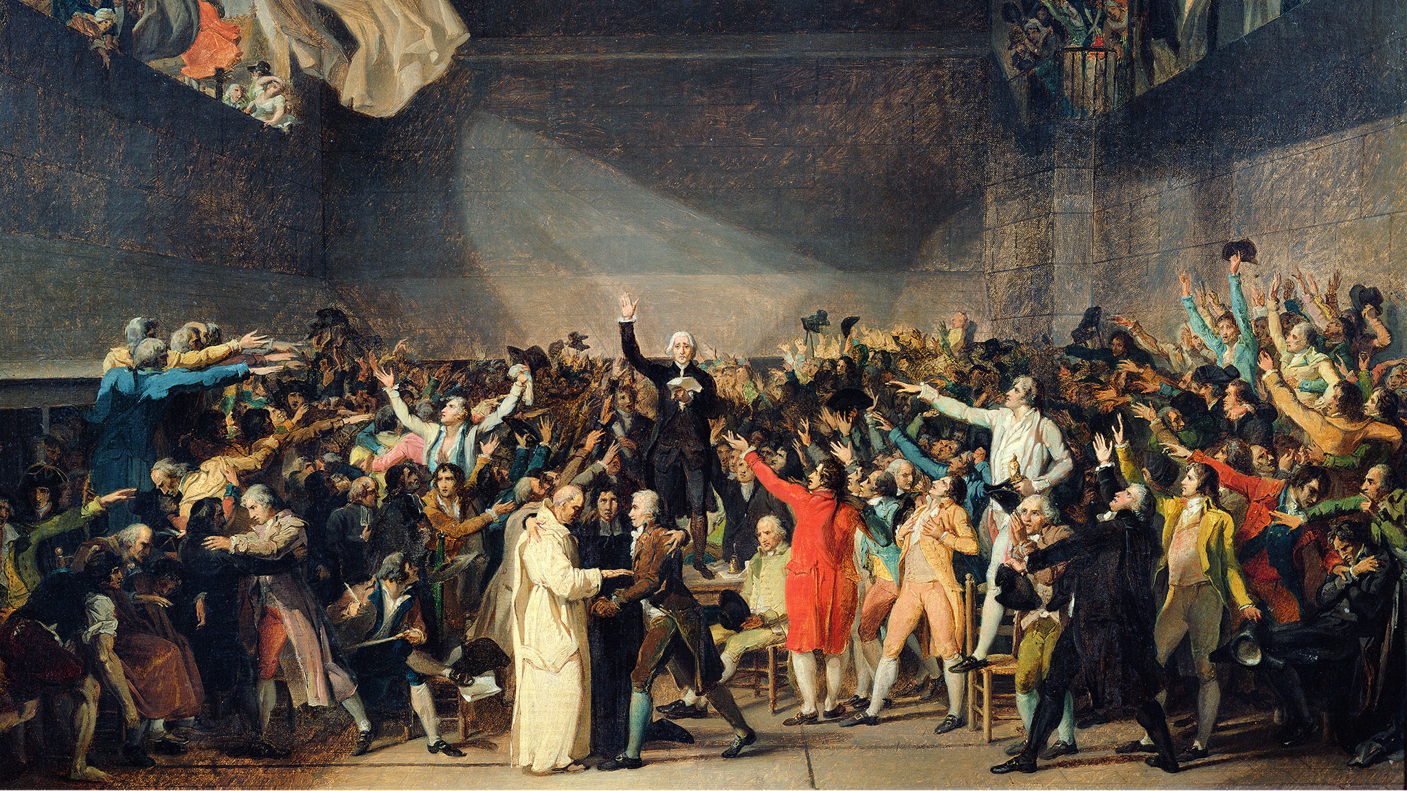 What event meant the Thermidorian coup in France? Causes, significance 30