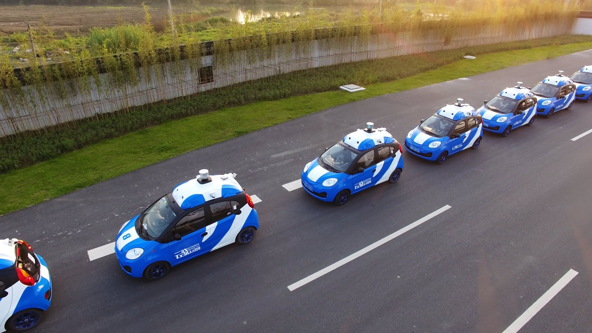 Self-driving cars raise fears over 'weaponisation'