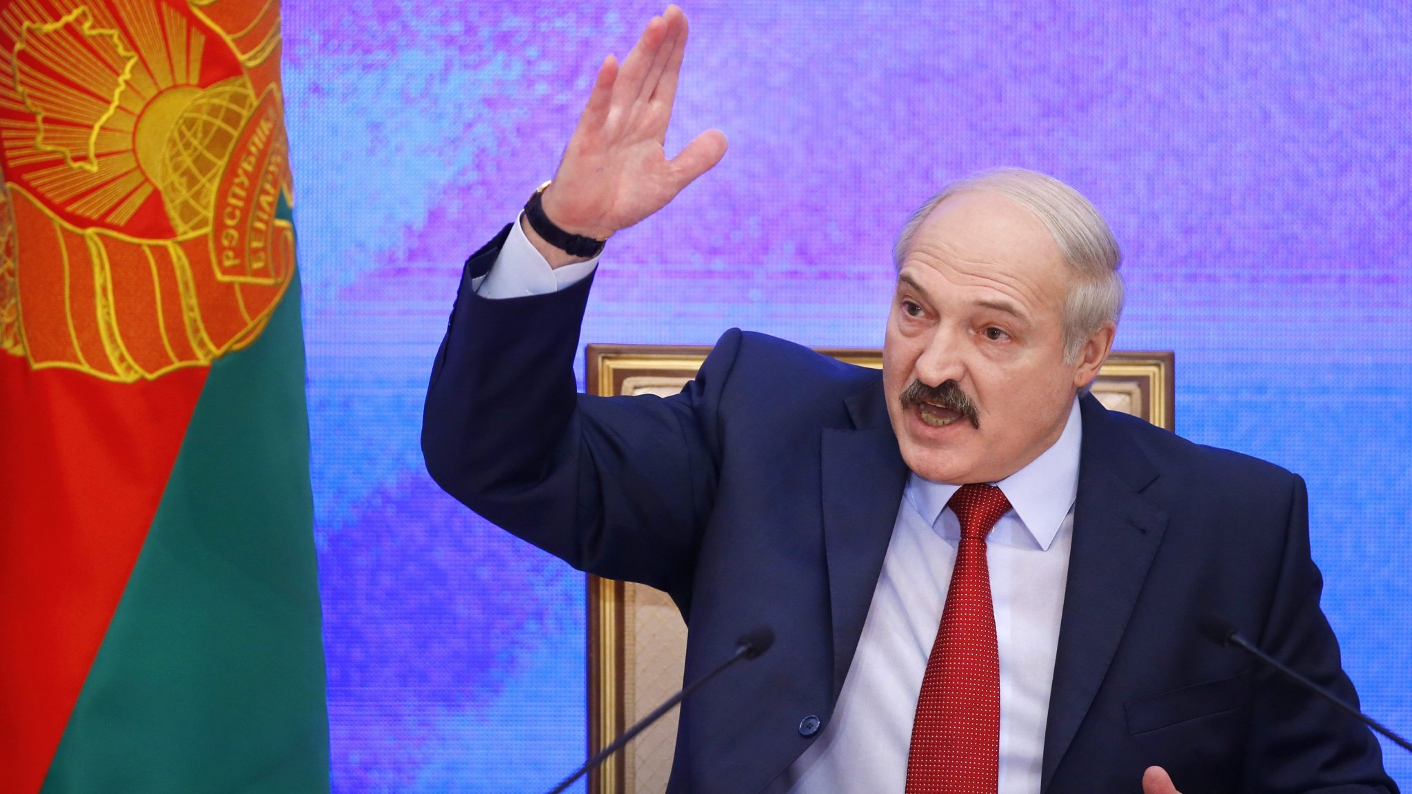 Lukashenko re-election assured in Belarus but future is not   Financial  Times