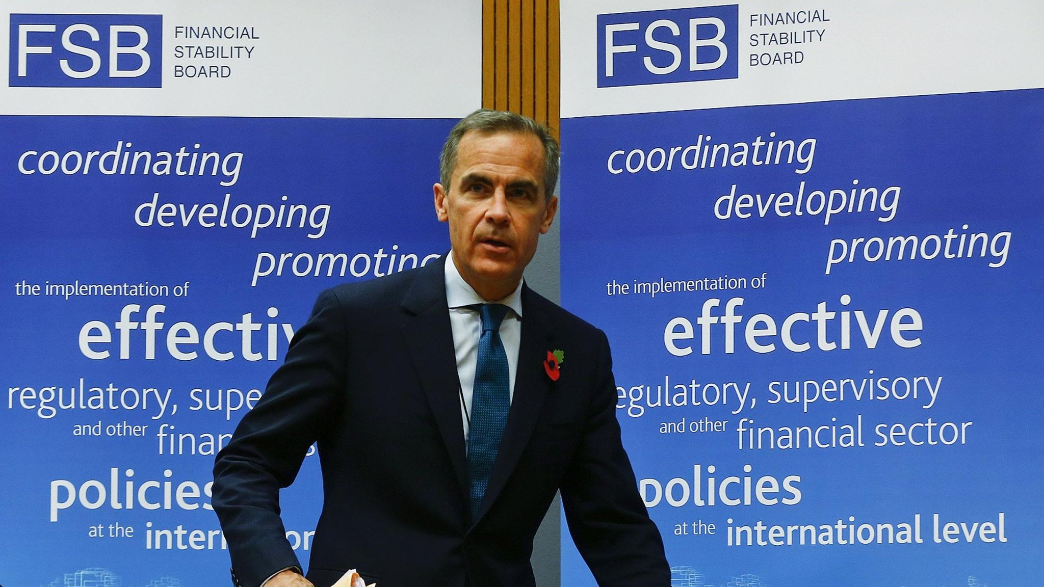Image result for financial stability board