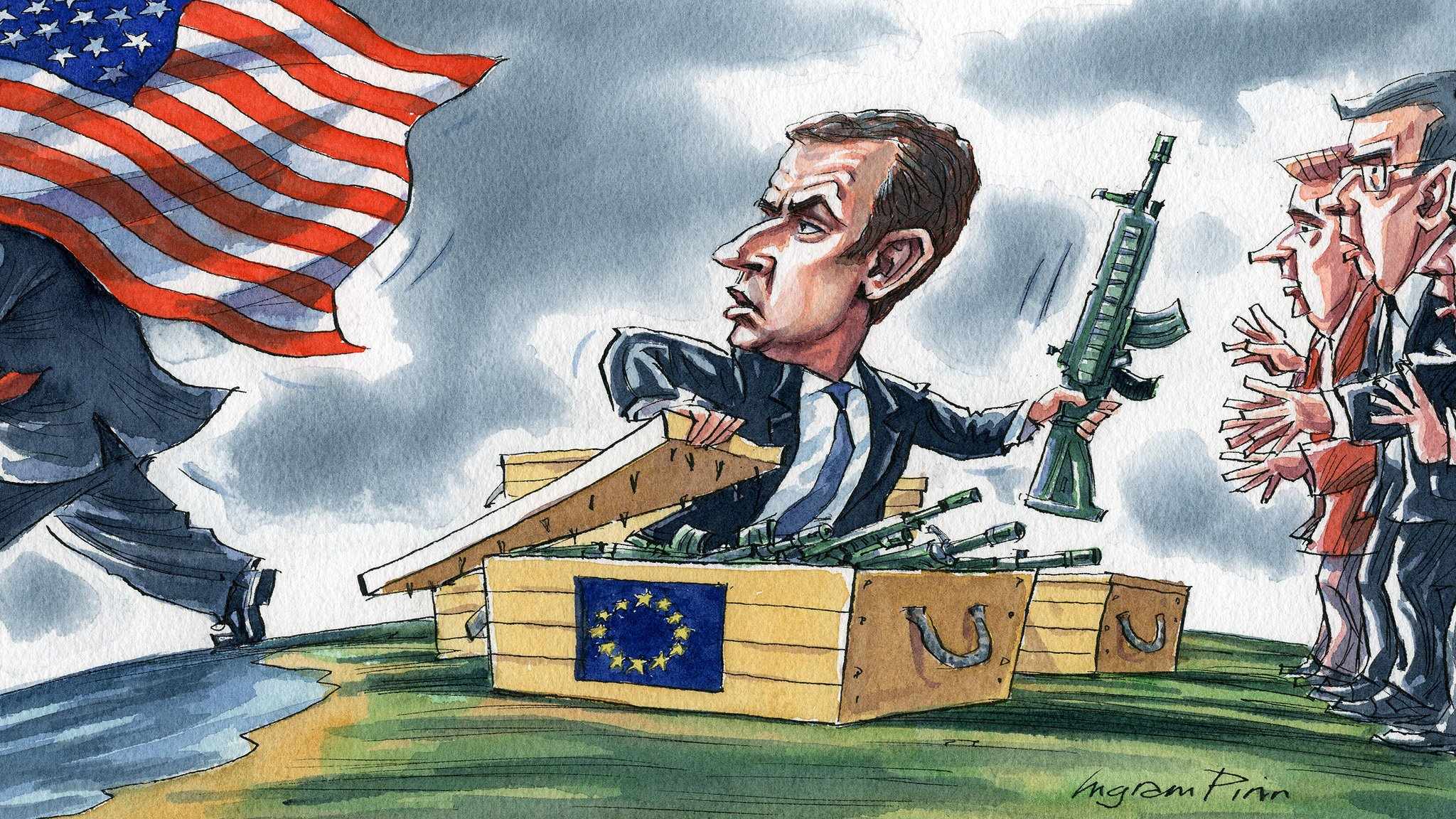 The Rights And Wrongs Of Emmanuel Macron S Vision For Europe Financial Times
