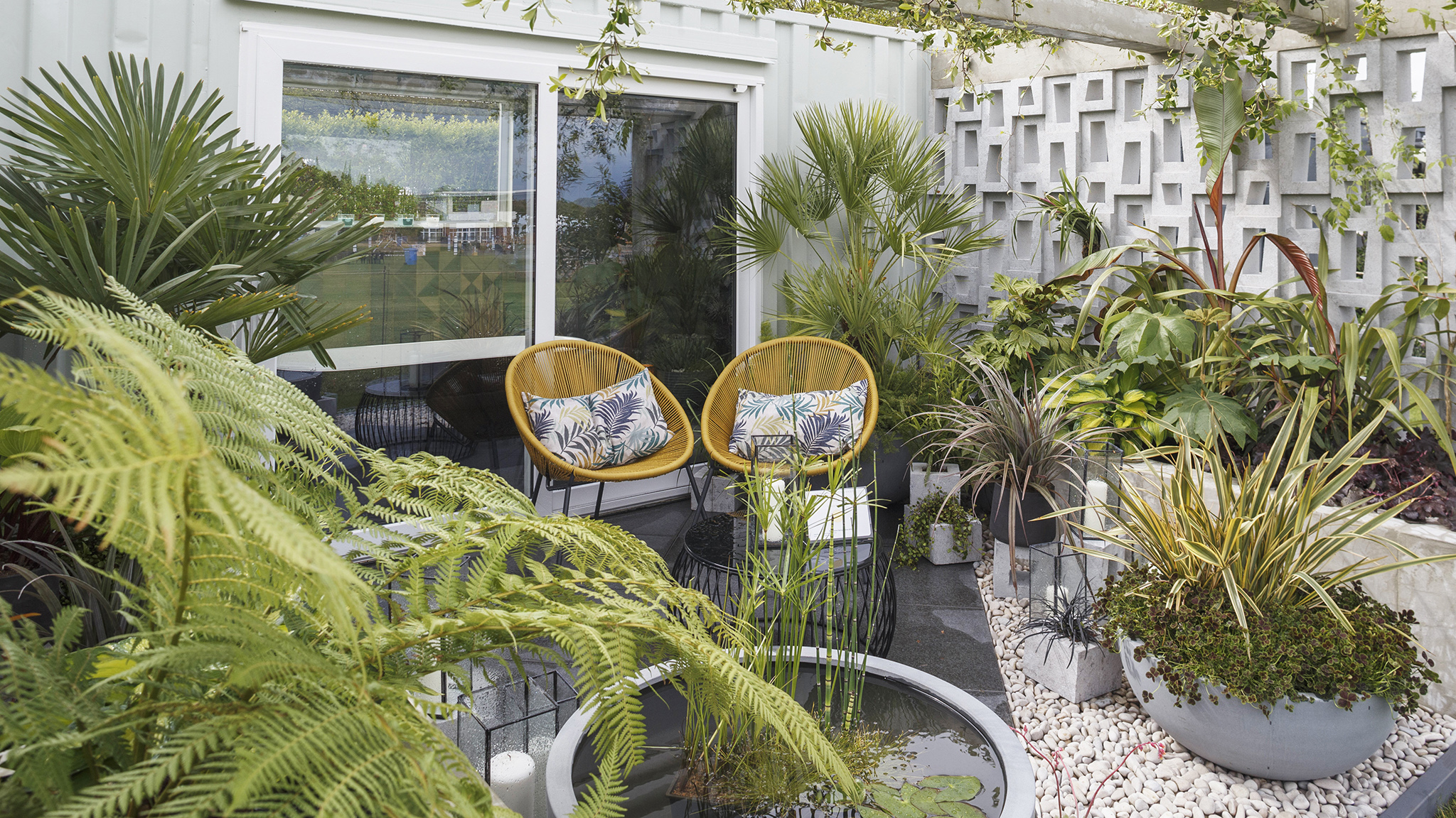 Furnish With Foliage Statement Plants For A Balcony Or Patio Financial Times