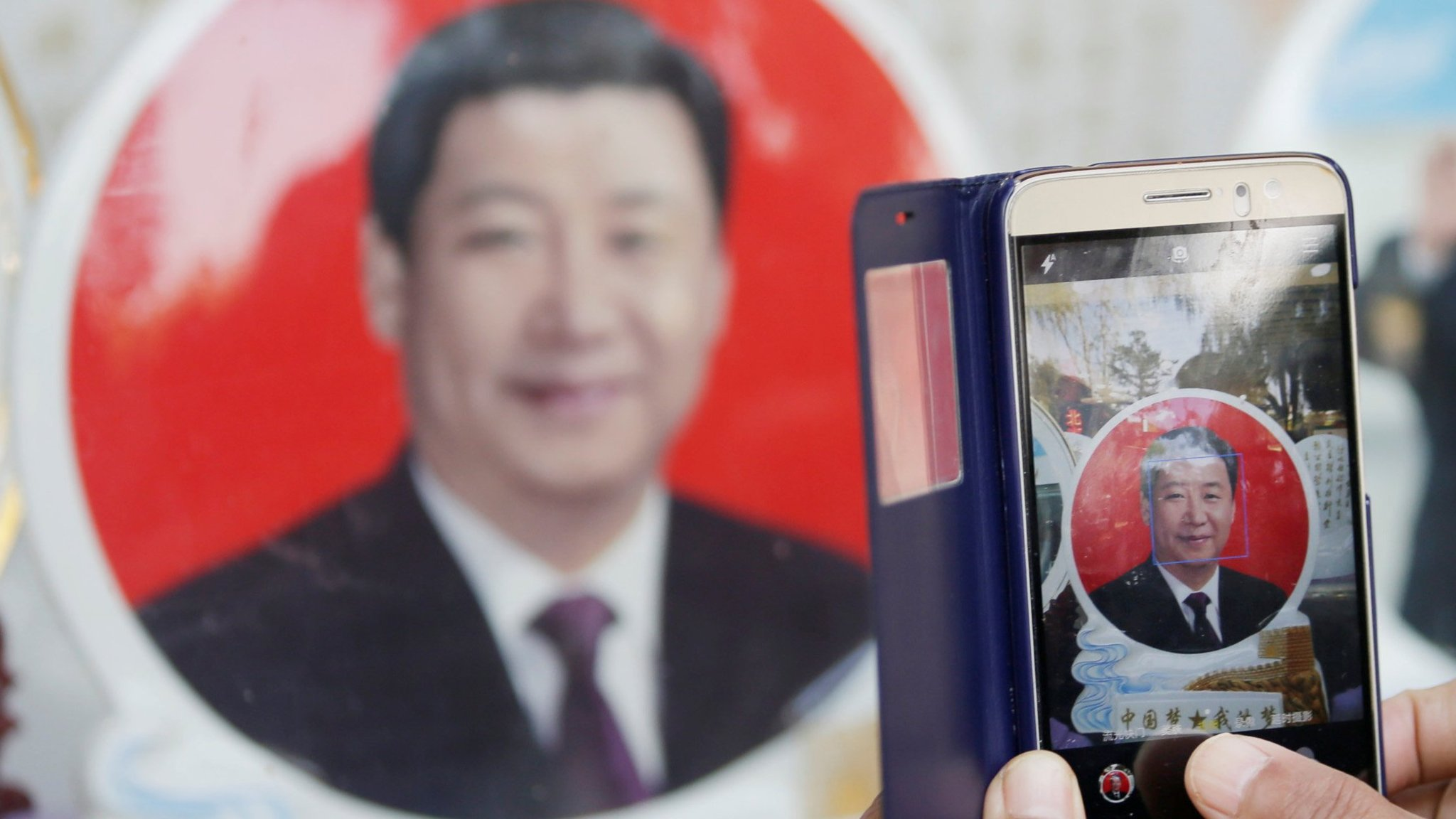 Xi Jinping confirmed as China's most powerful leader since Mao