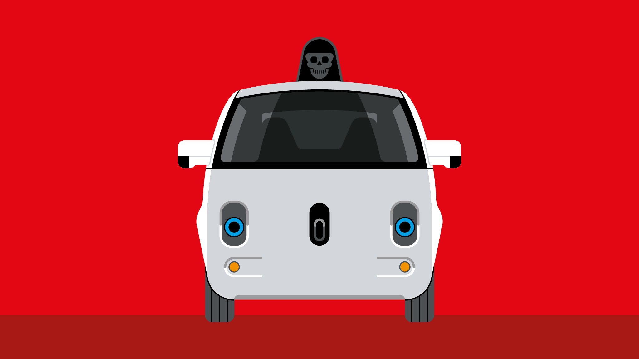 Can autonomous cars pass their driving test?