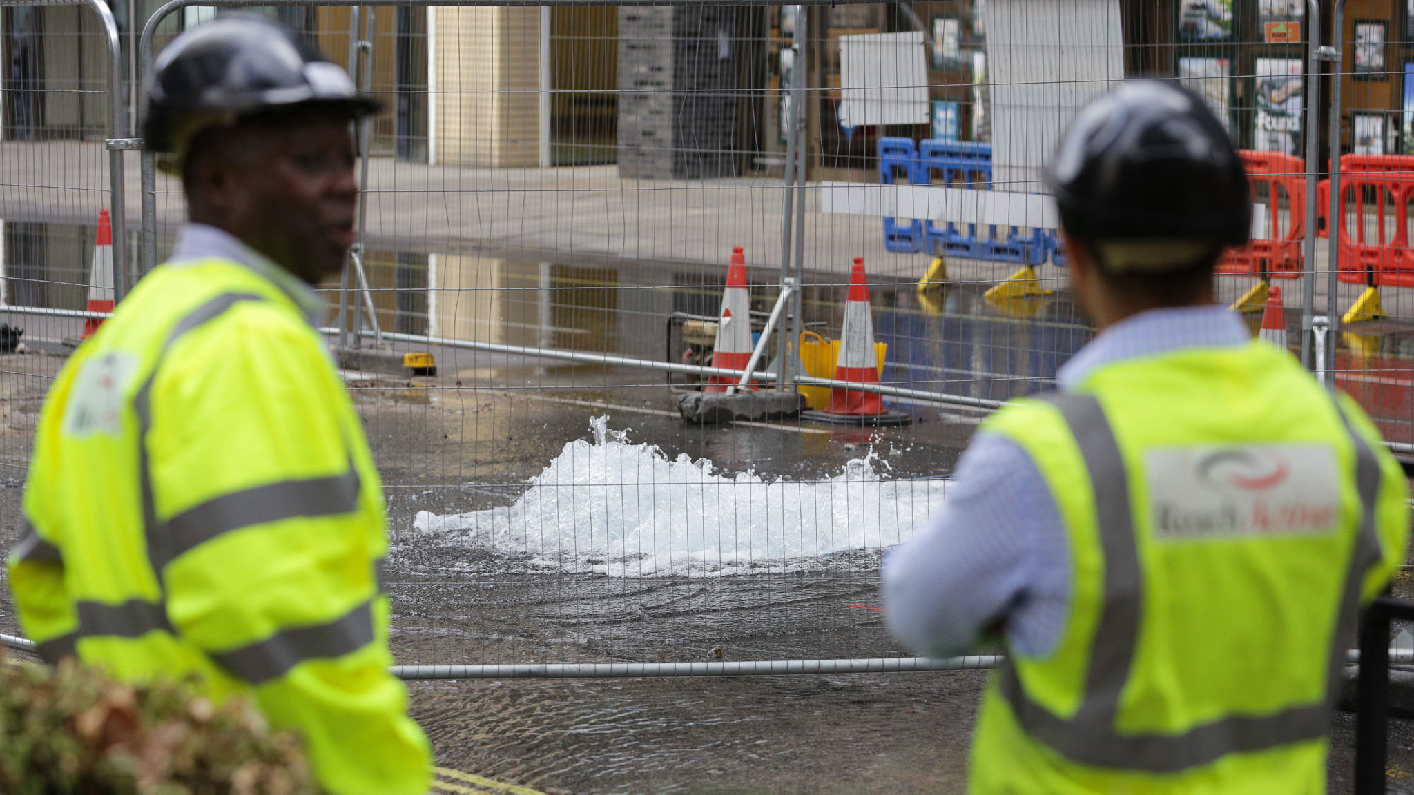 Disruptions to water supply on rise in England and Wales
