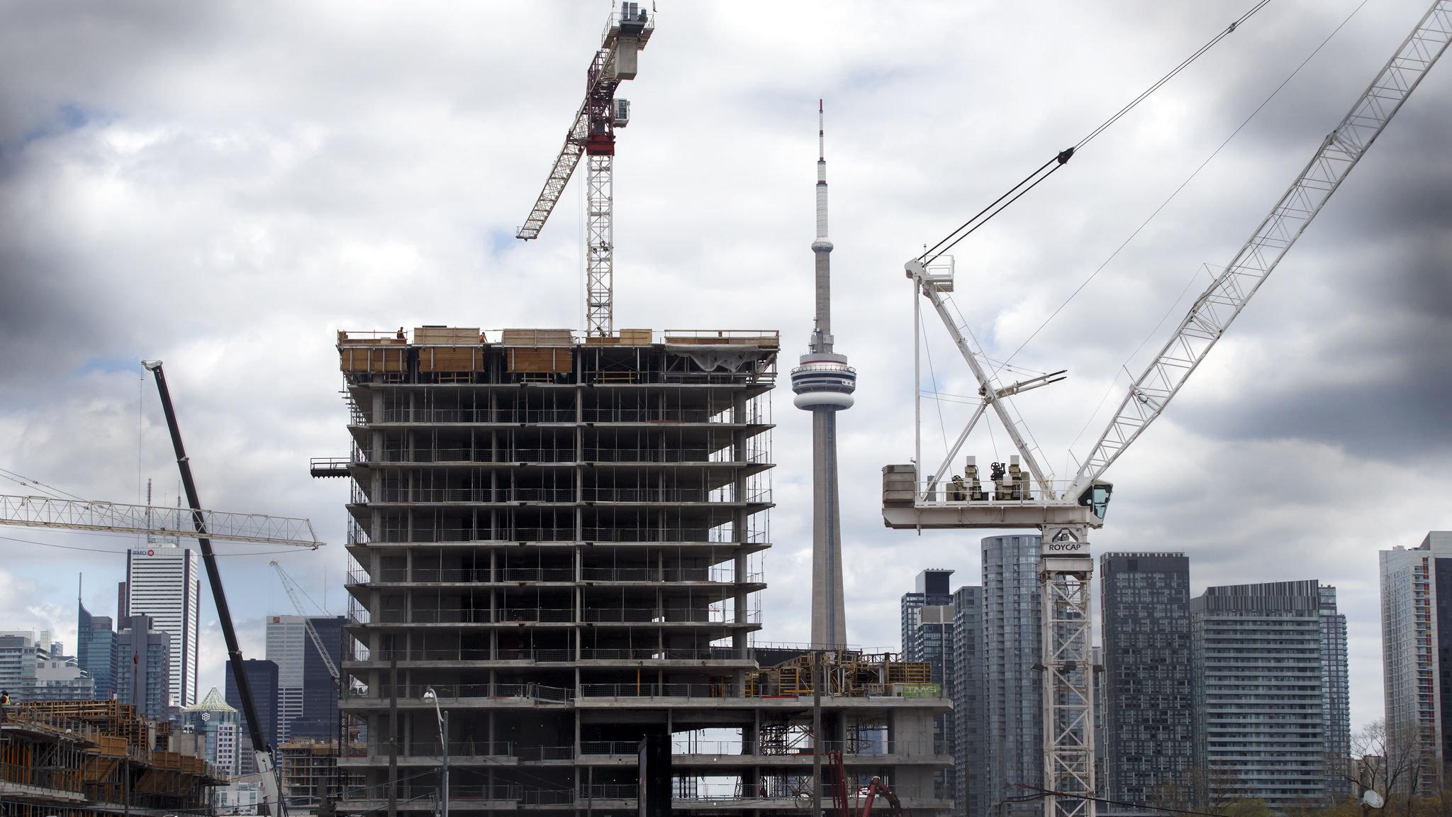 Canada S Housing Market Buzz Is Back As Toronto Rebounds Financial Times