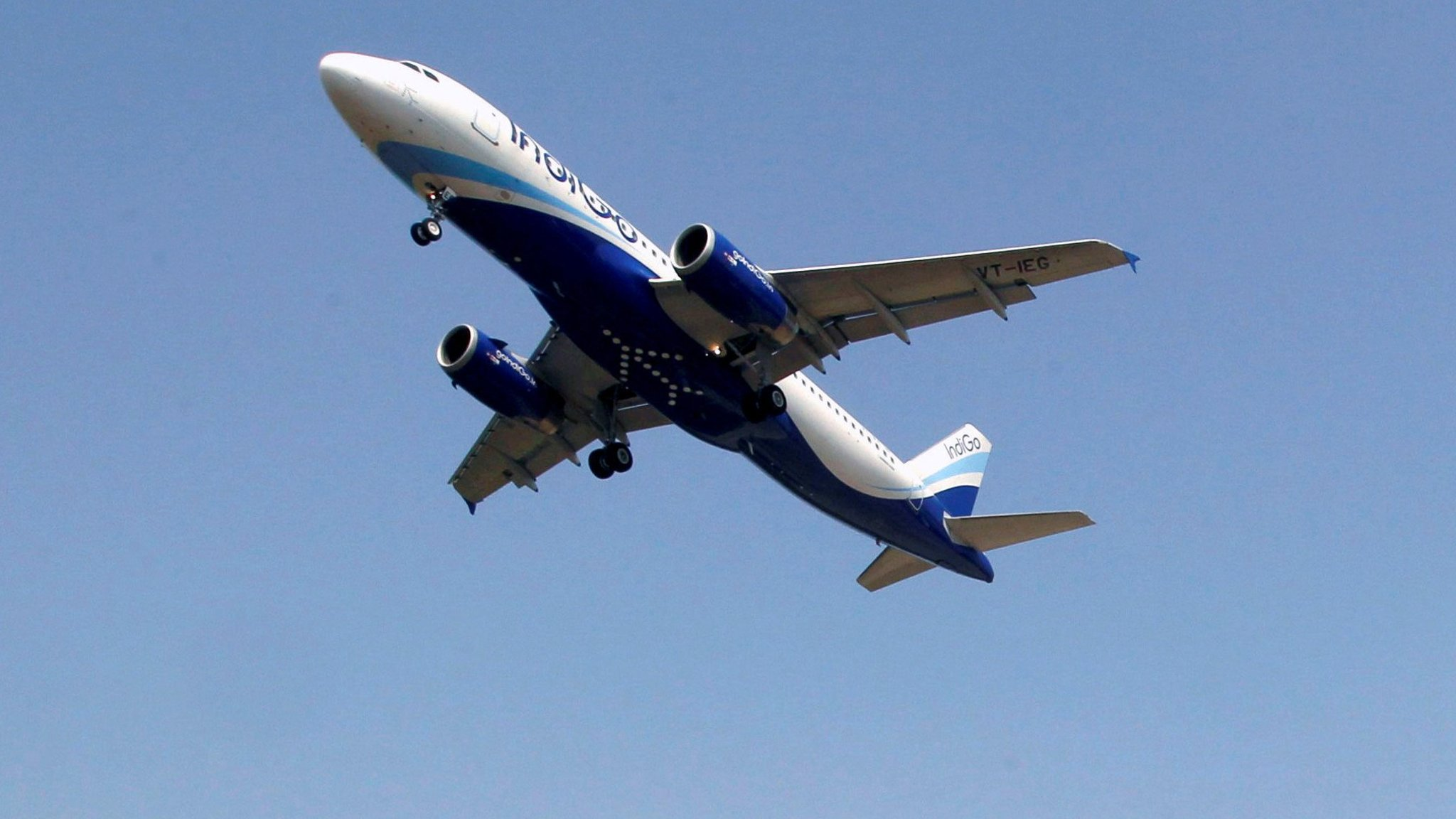 IndiGo's major shareholders in tussle for control of airline