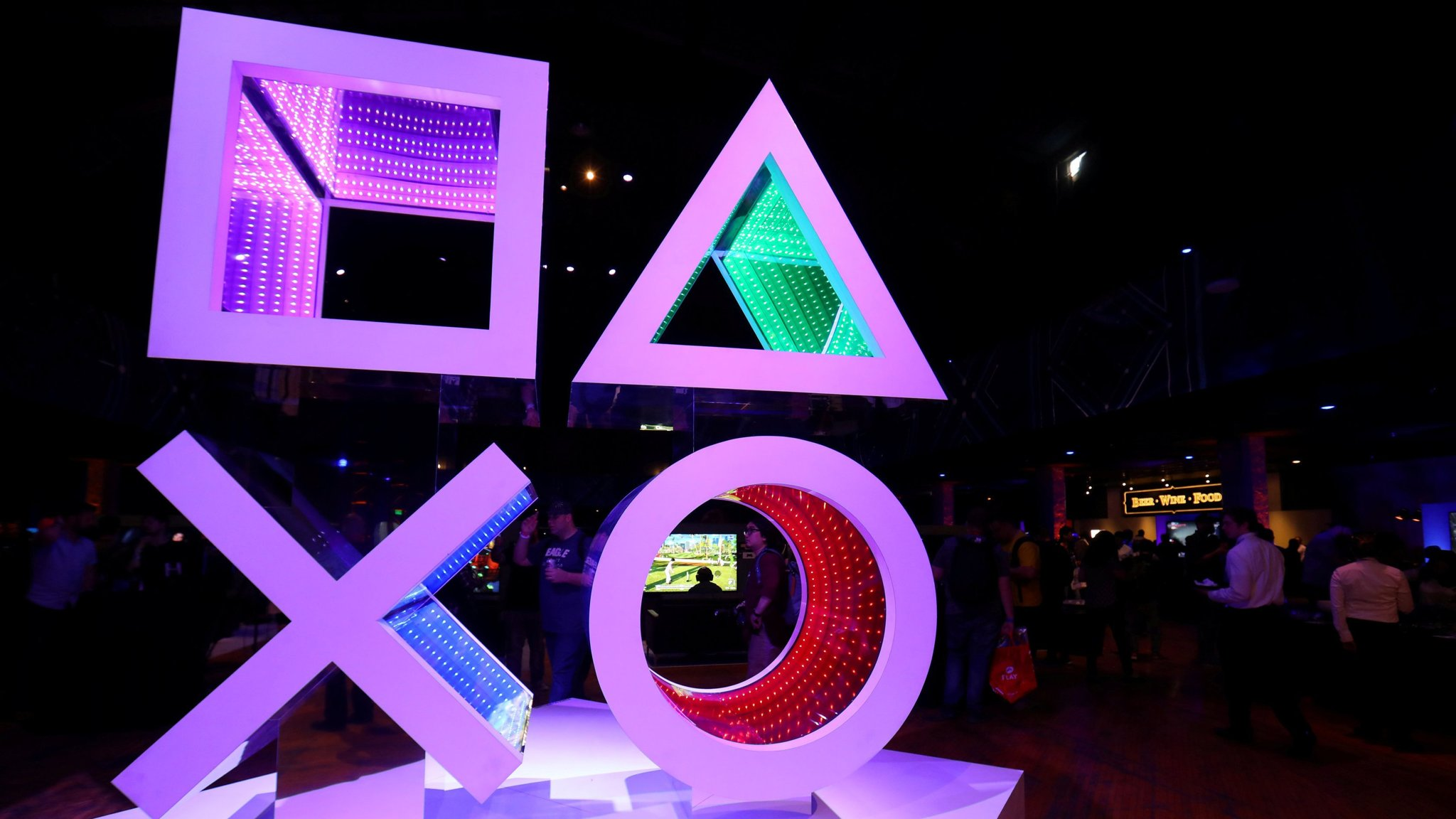 Image result for PlayStation, software and films put Sony on track for record earnings