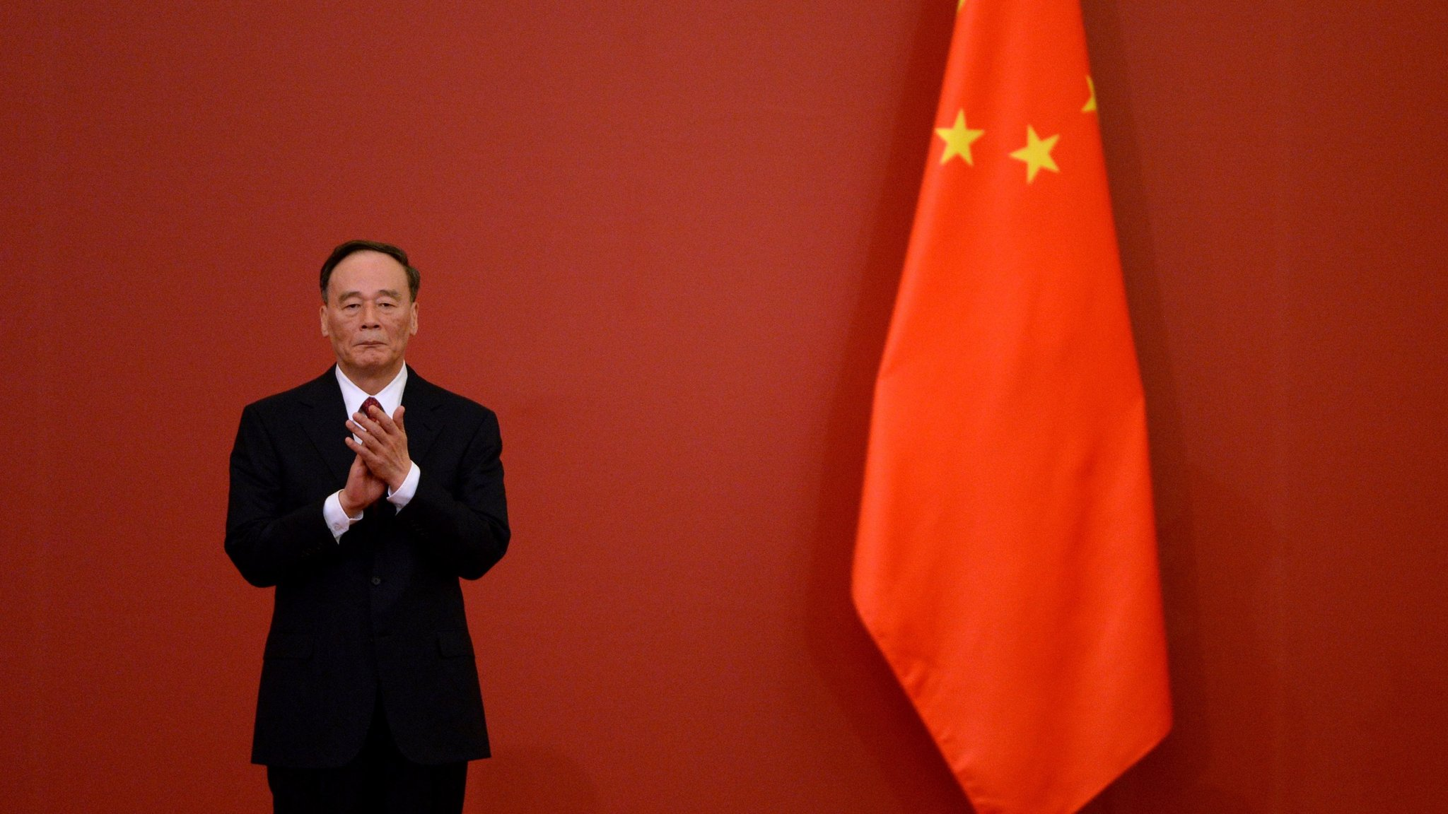 Chinese Communist party's anti-graft tsar returns to the fore