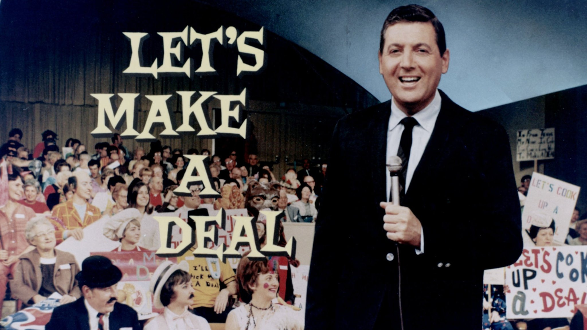 Image result for let's make a deal goat