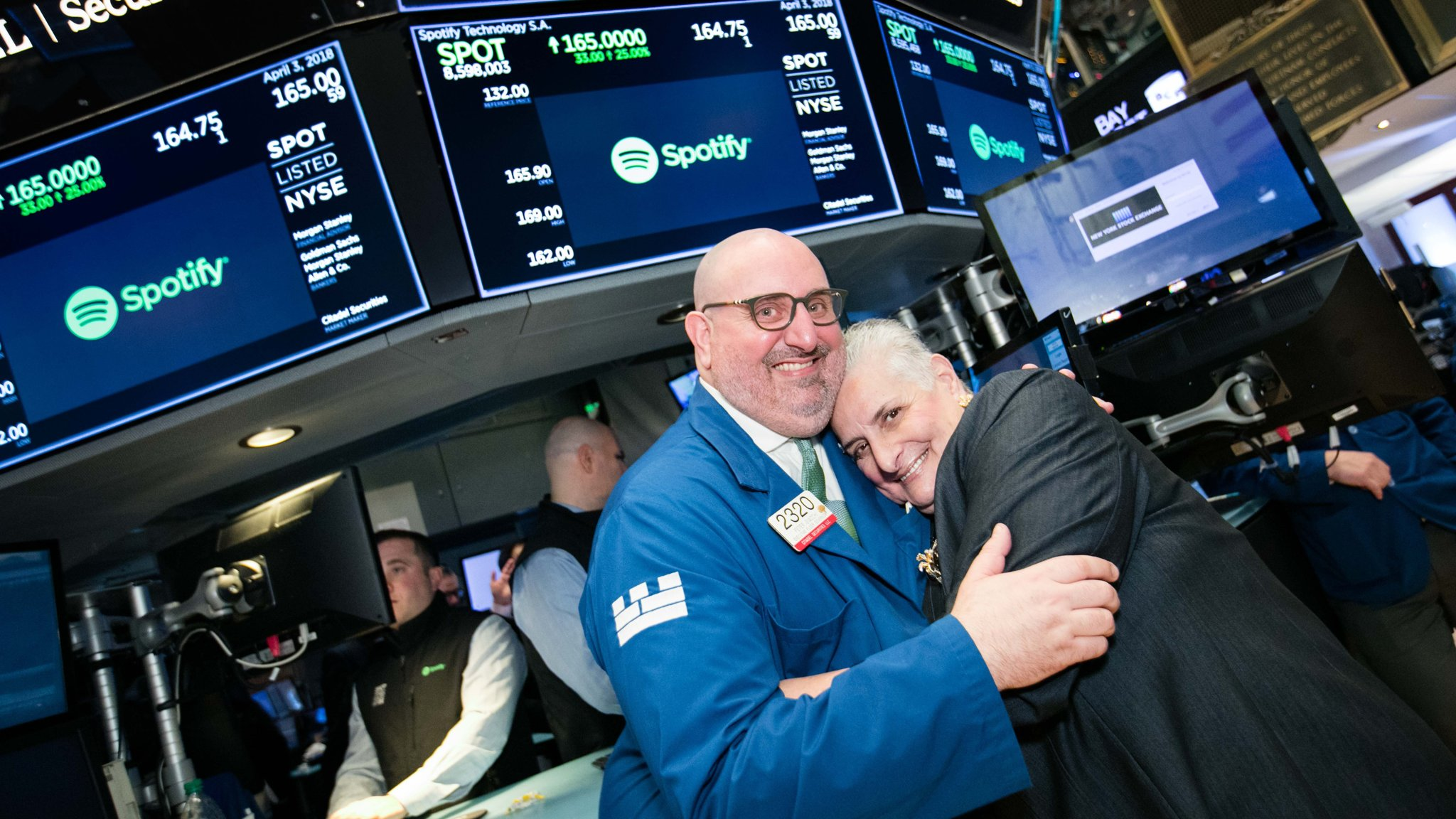 Trader who has waited his entire career for an Uber IPO