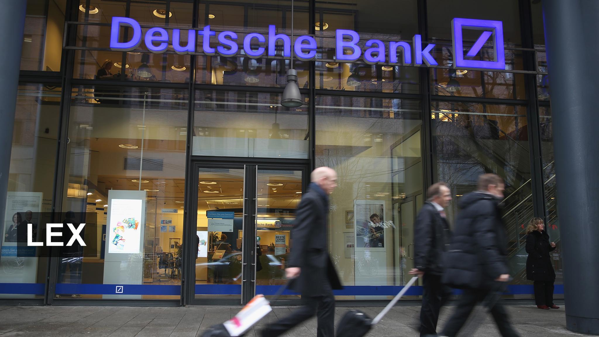 Deutsche bank and santander vow to improve capital planning biocorpaavc Gallery