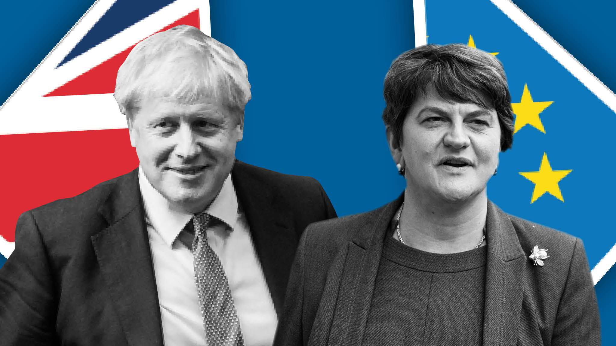 Northern Ireland's DUP faces hard choices on trust and Brexit