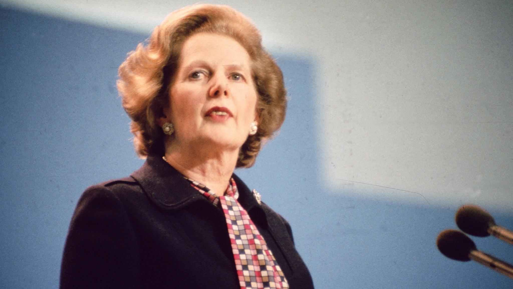 Archives 1984 Thatcher S Bad Holidays And Good Hair Days Financial Times