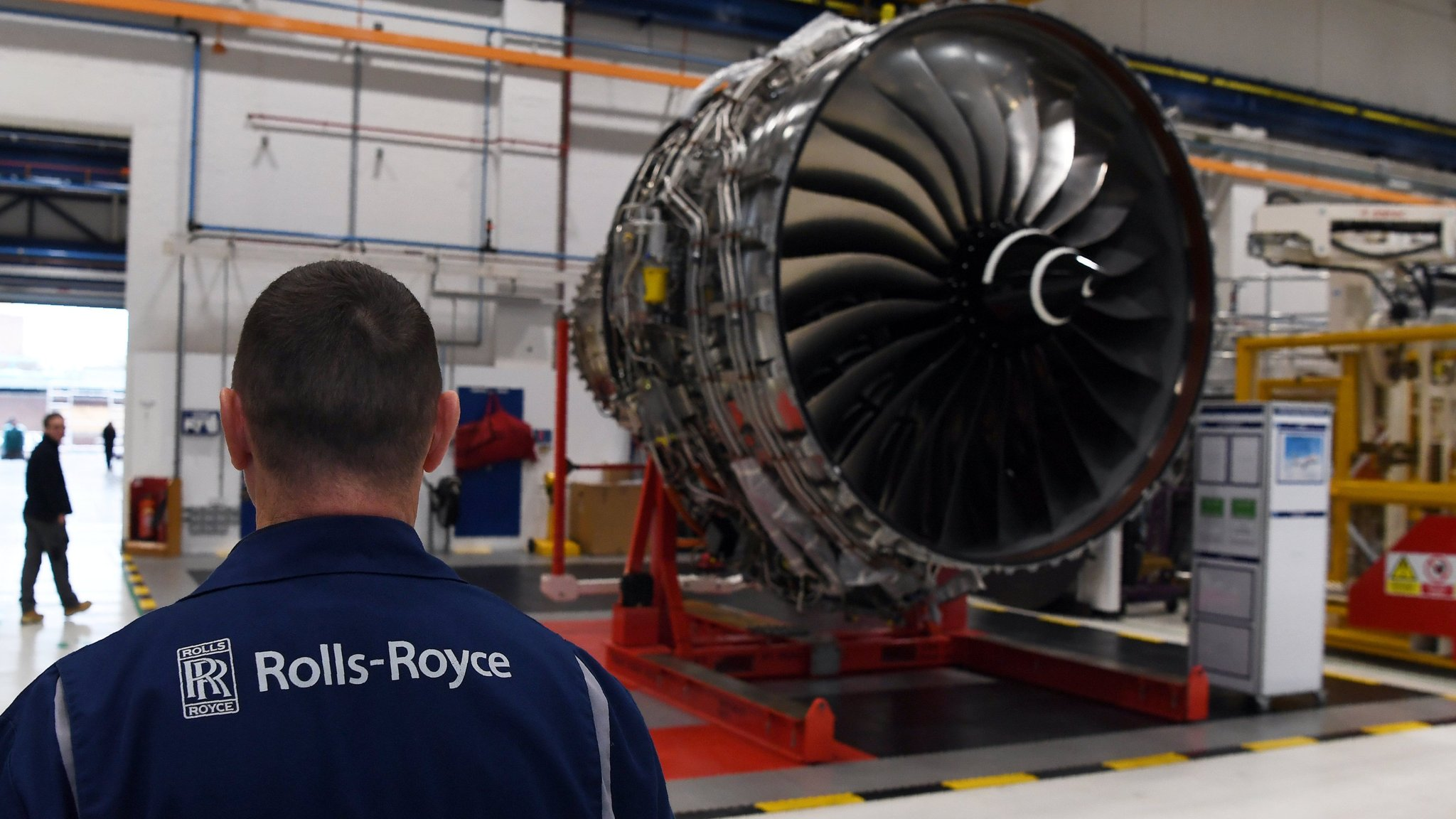 US authorities reveal charges in Rolls-Royce bribery scheme