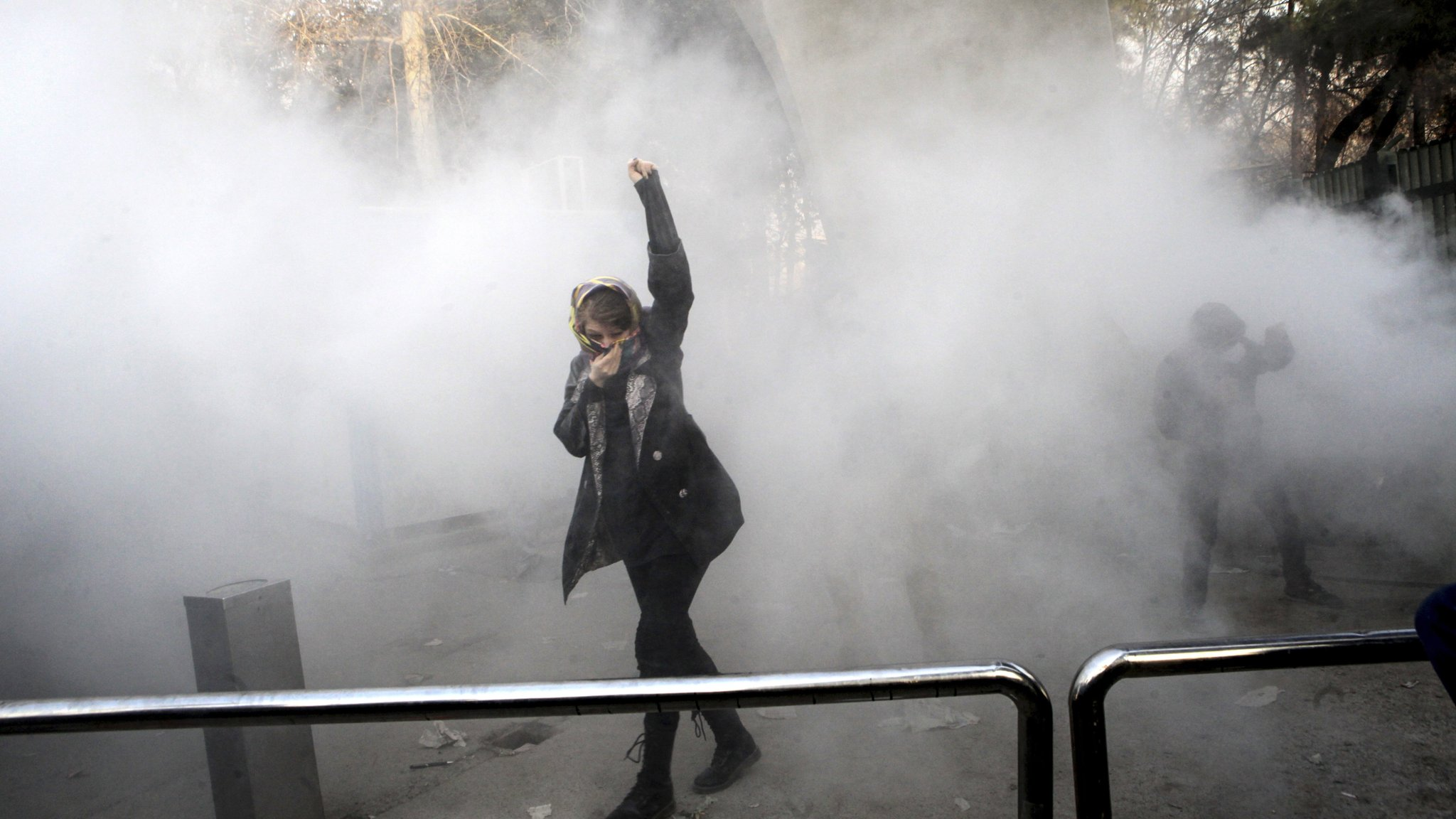 Rouhani calls for unity as death toll from Iran protests climbs