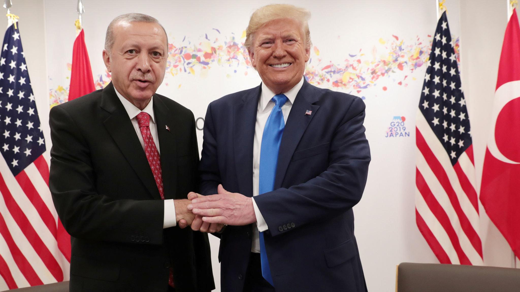 Turkey's Erdogan eyes 'new era' with Trump