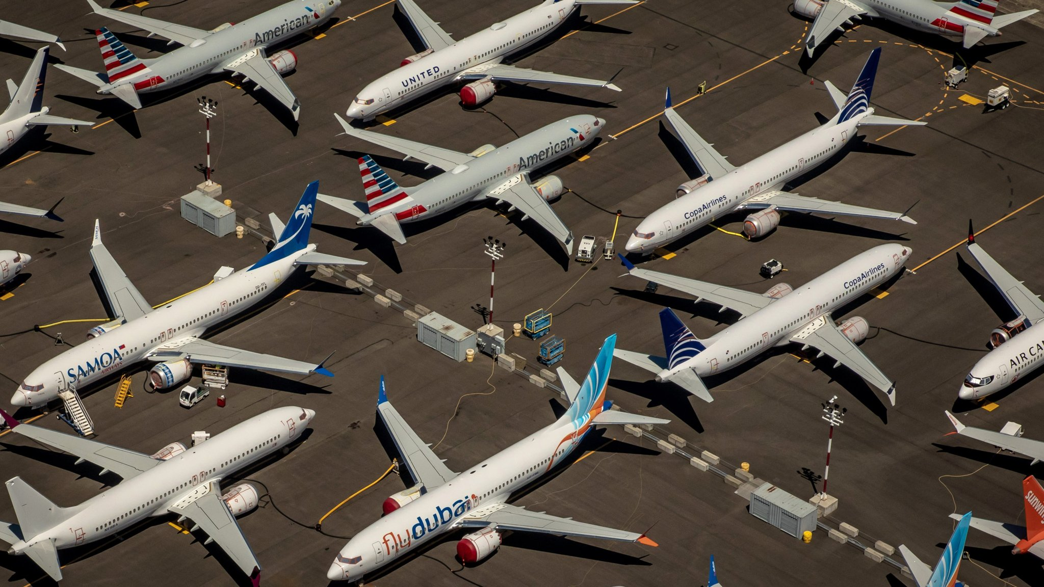 Boeing needs to come up with a Plan B for grounded Max jets