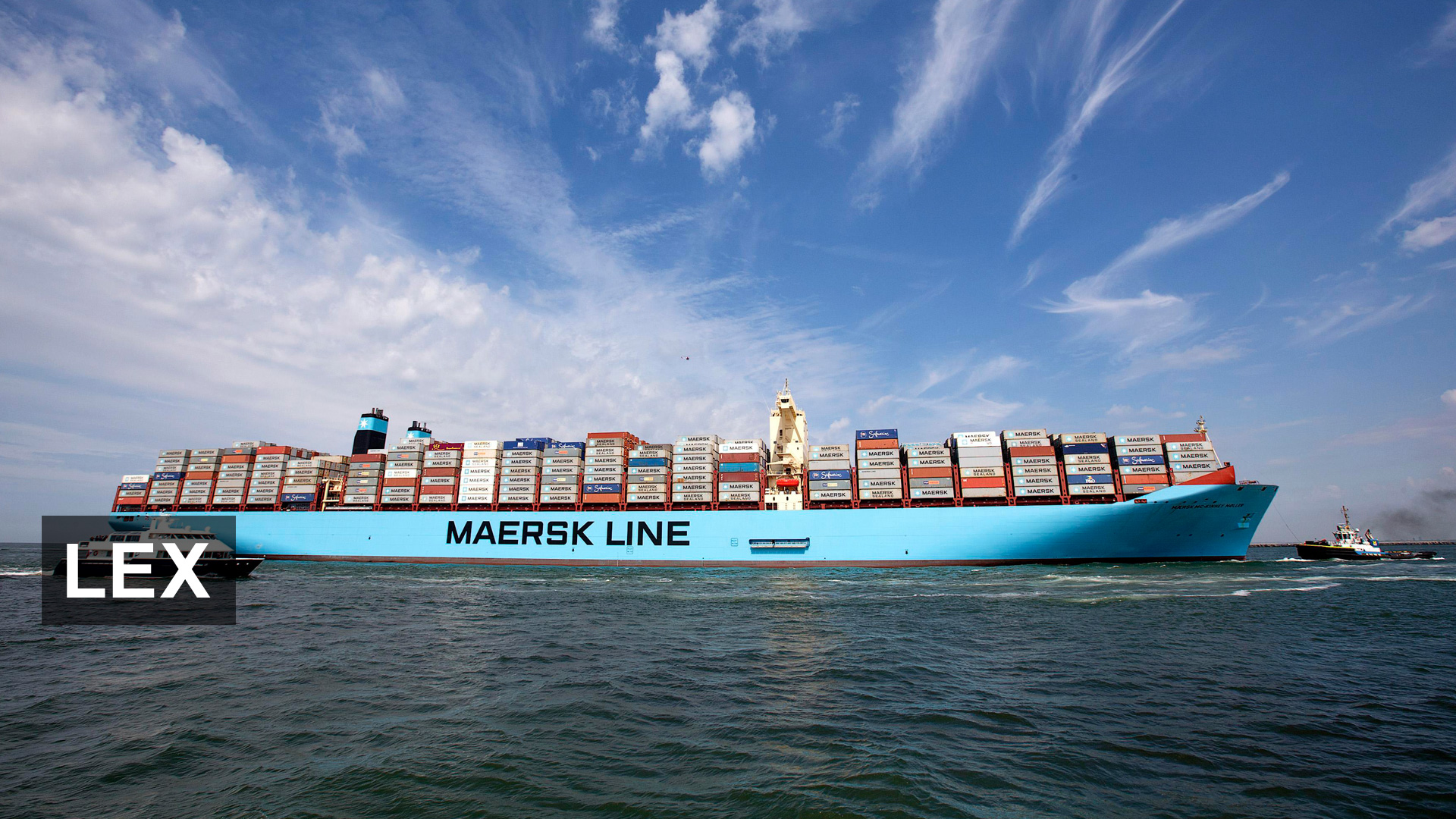 business and market exposure maersk line