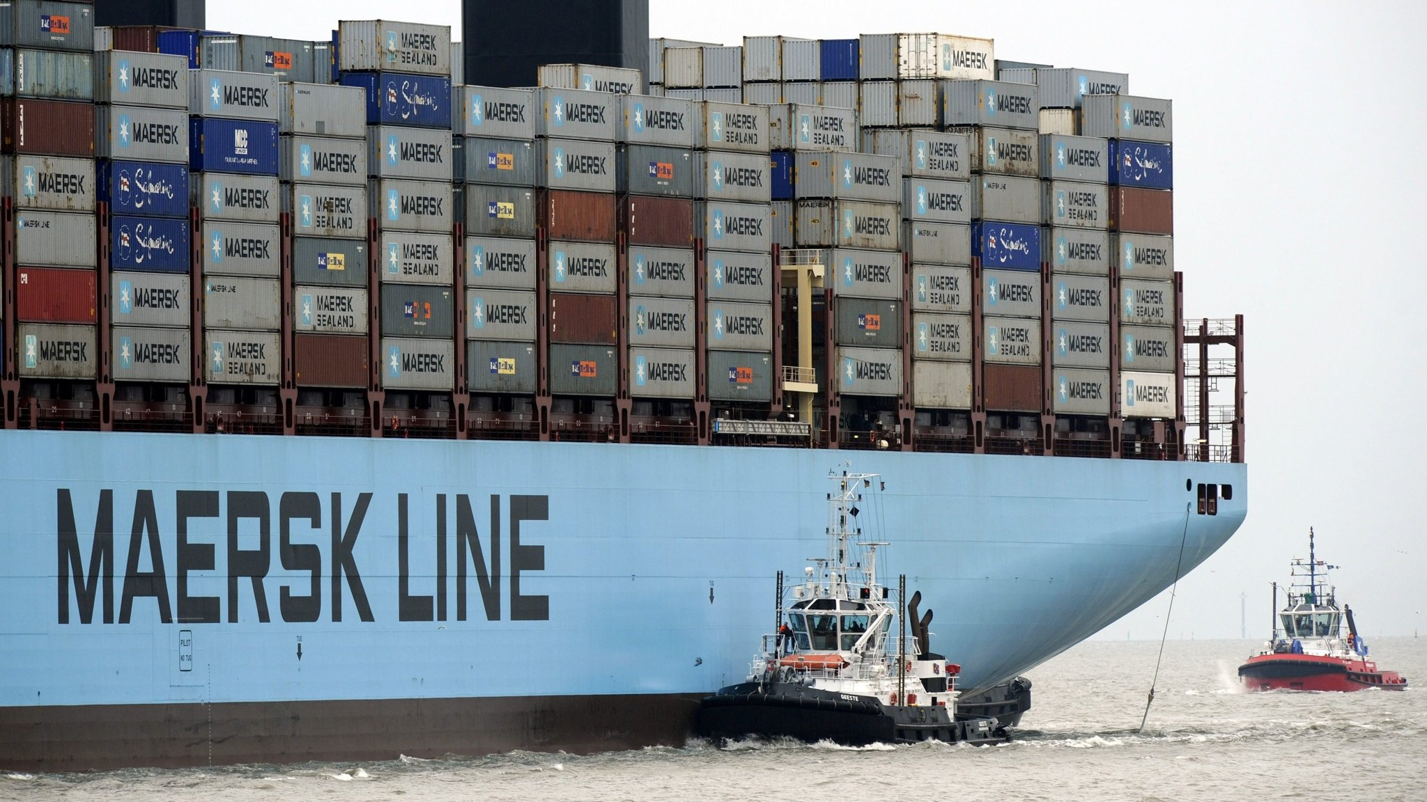 the maesrsk line company Beyond philosophy assisted maersk line with improving customer experience, the largest container shipping company in the.