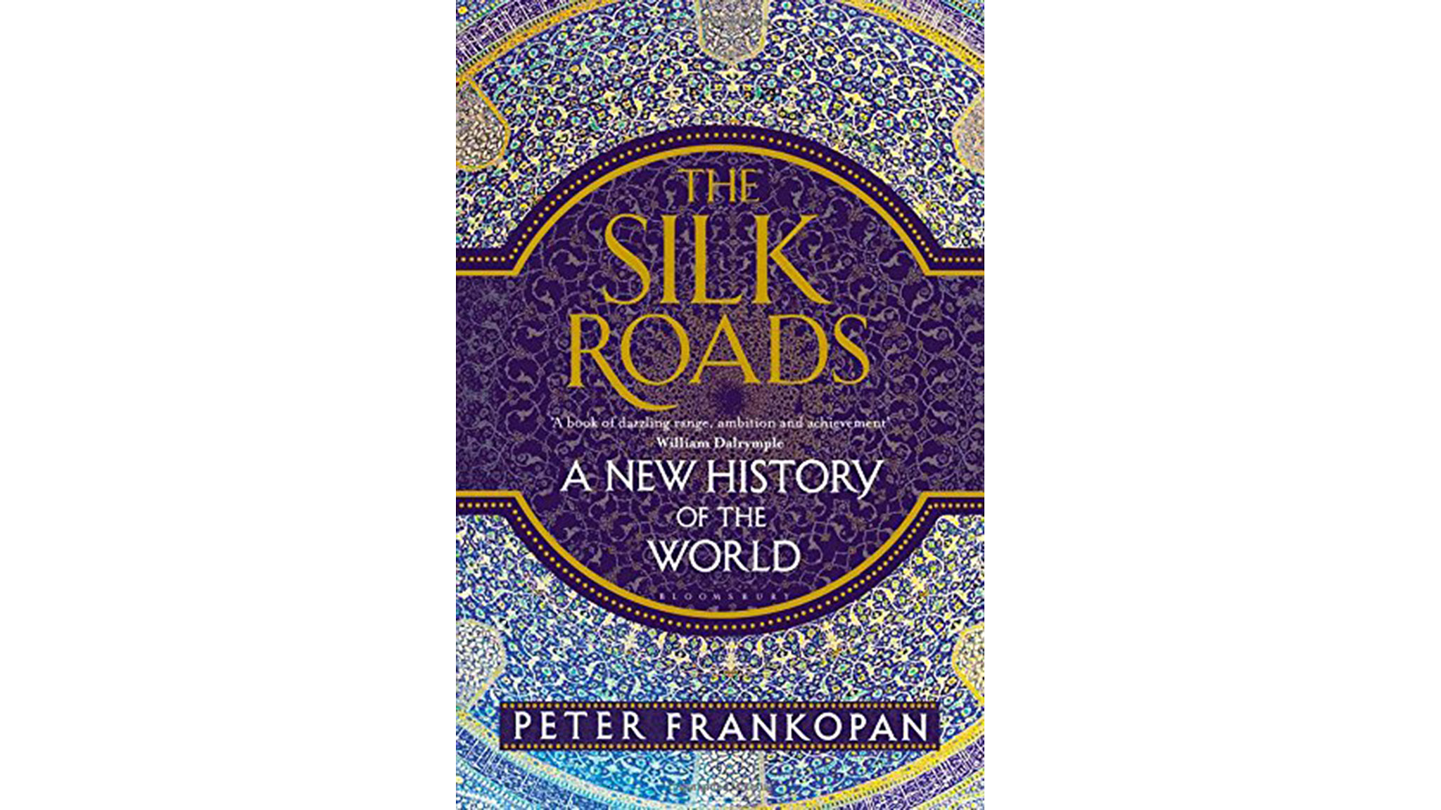 Image result for peter frankopan the silk roads
