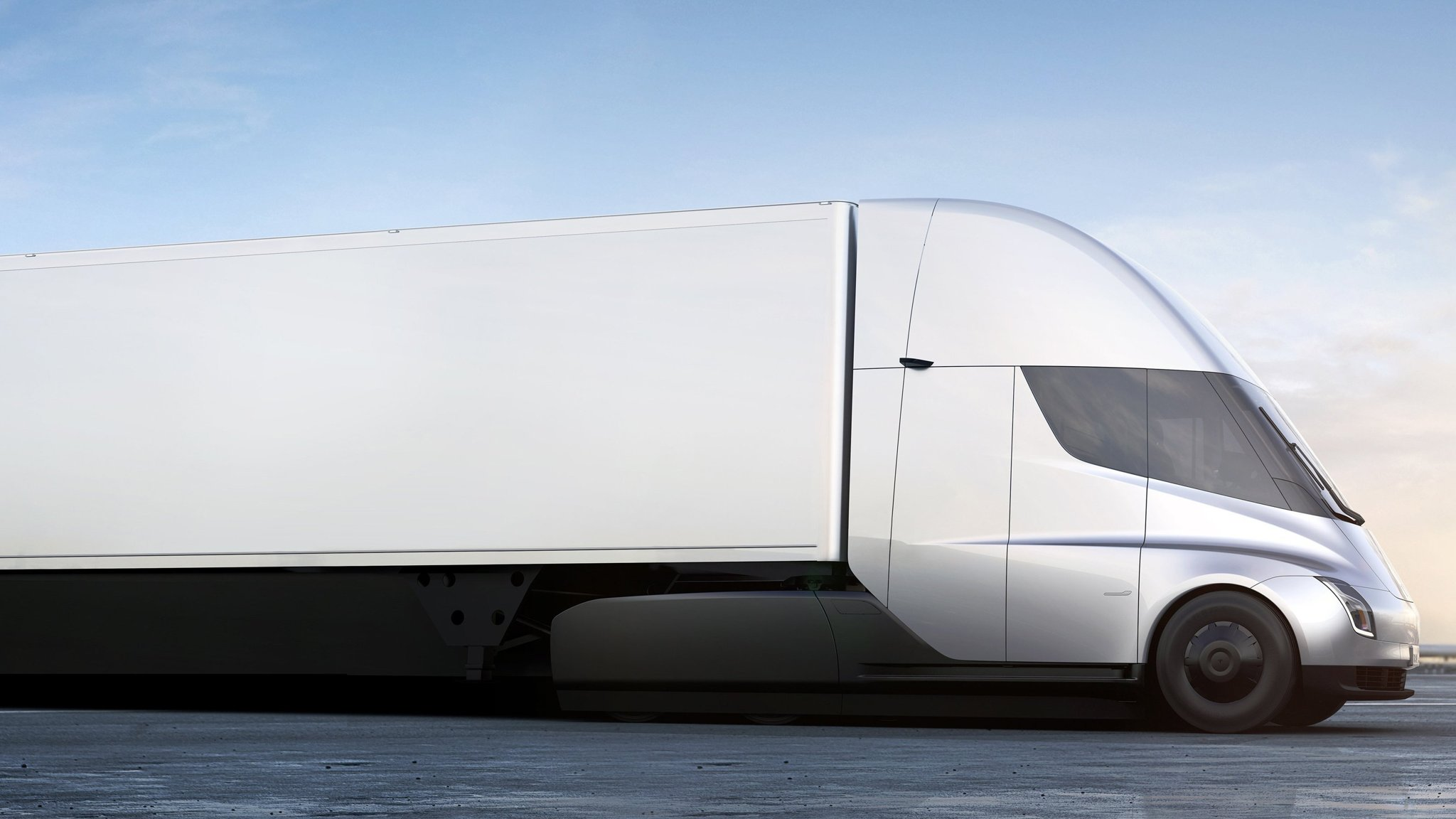 Tesla truck will need same energy as 4,000 homes to recharge