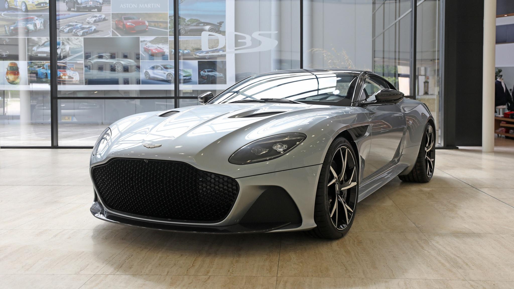 Chinese Demand Boosts Aston Martin Profits Financial Times