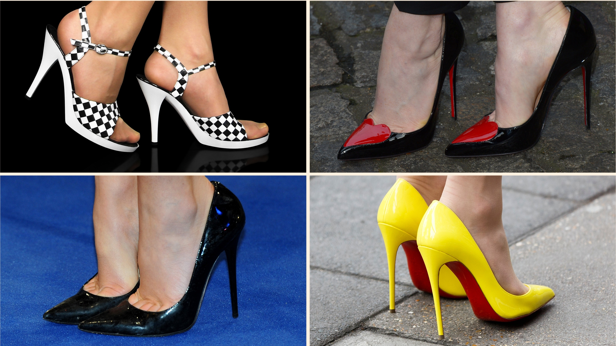 The high heels dress code is stamped on | Financial Times