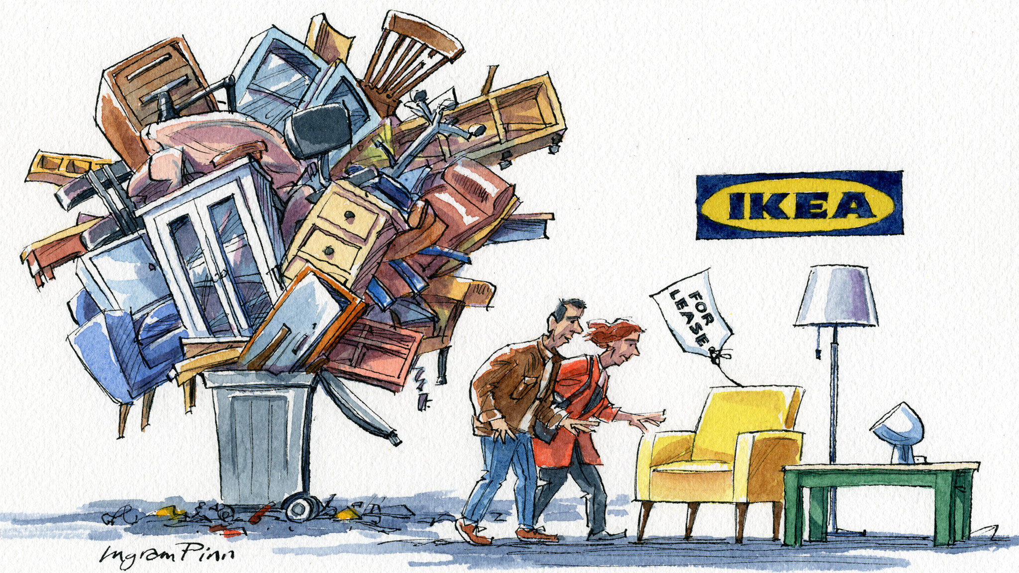 Ikea Furniture Does Not Need To Fall Apart Financial Times