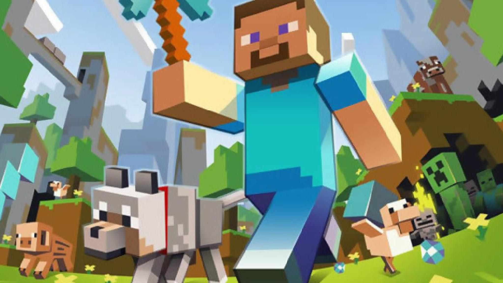 Sale Would Create New World For Minecraft Financial Times