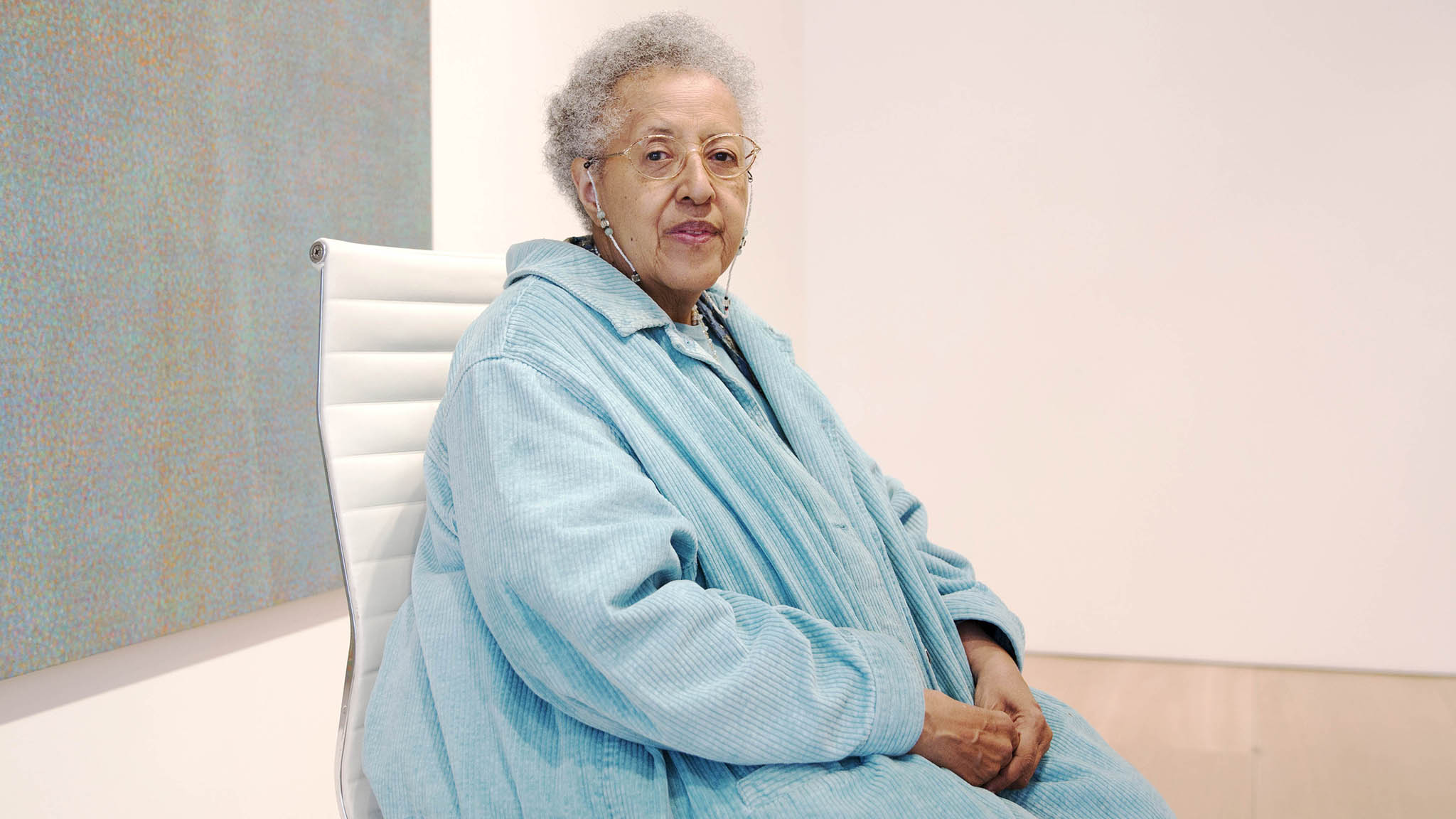 Howardena Pindell On Politics Racism And Late Success Financial Times