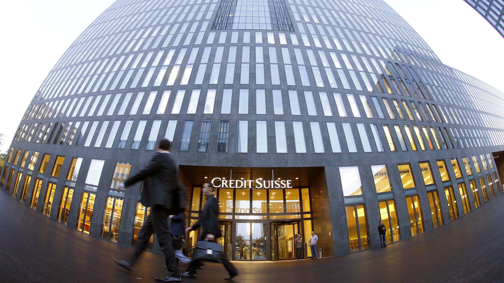 credit suisse profits surge but ubs fails to impress