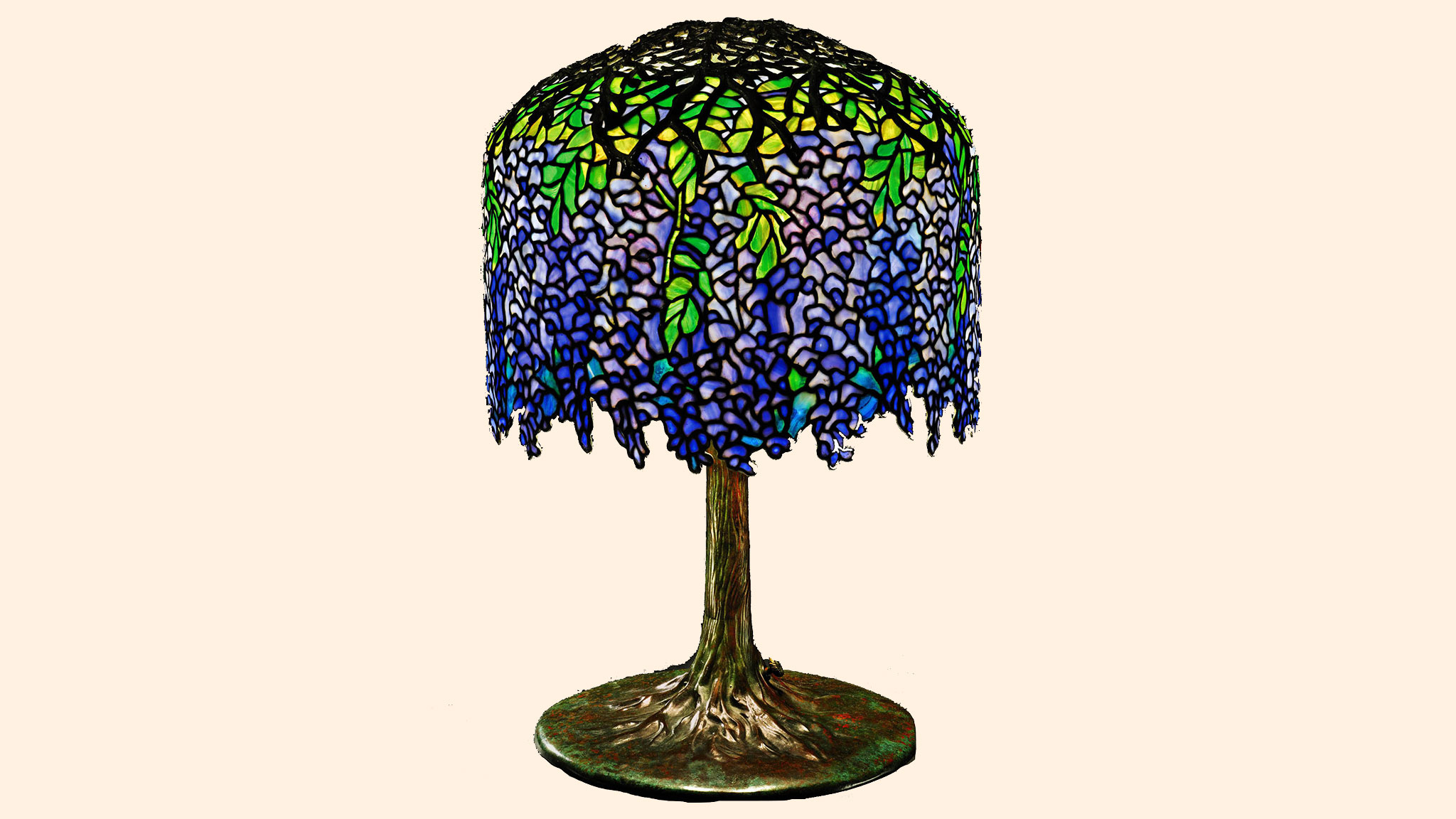 Design Classic The Wisteria Lamp By Tiffany Financial Times