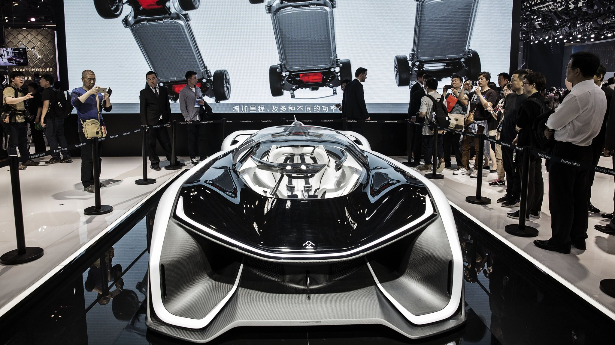 China puts a stop to electric car