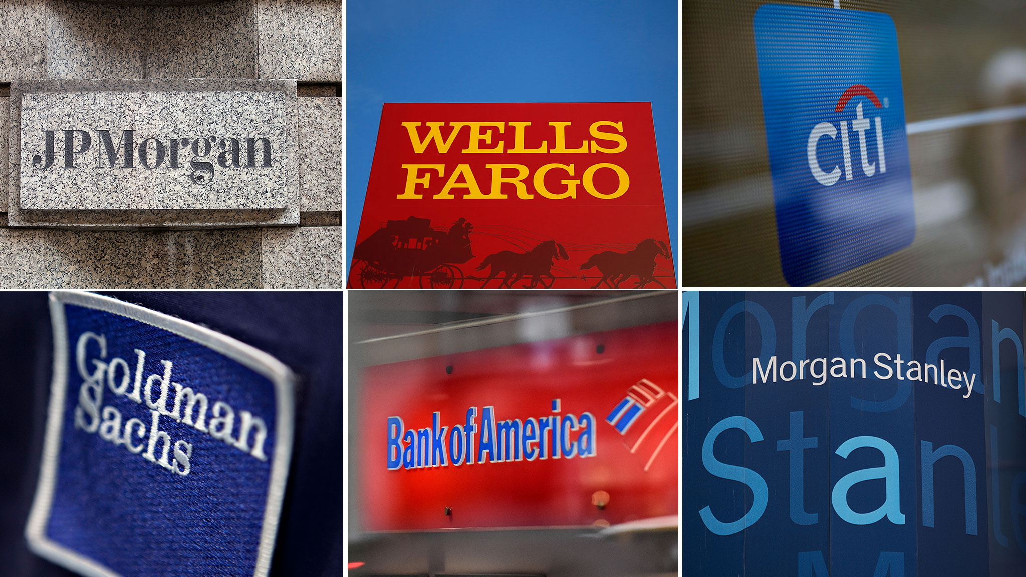 Five things to watch in Wall Street banks' earnings