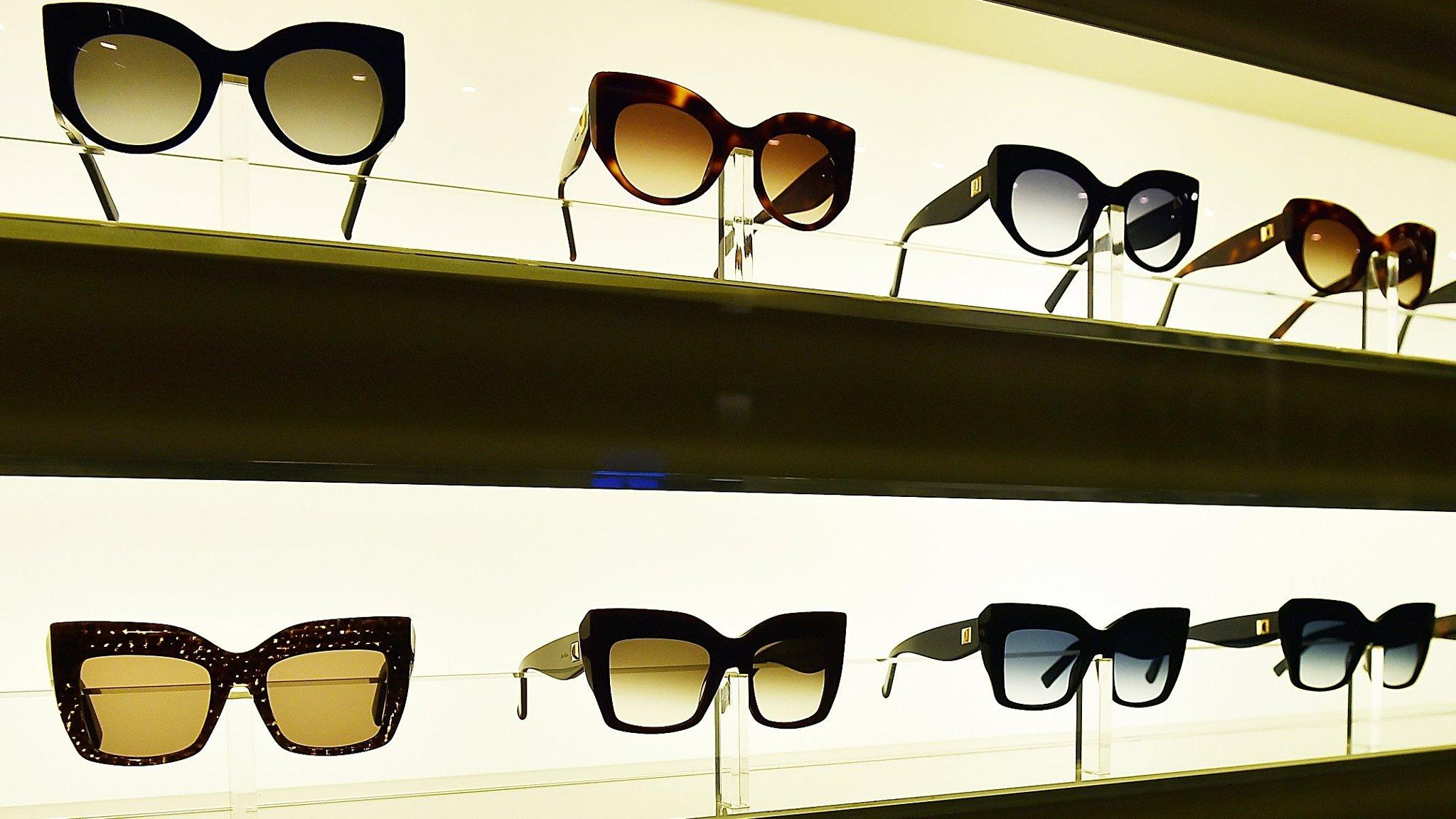 Luxury eyewear in the spotlight as brands focus in on sector ...