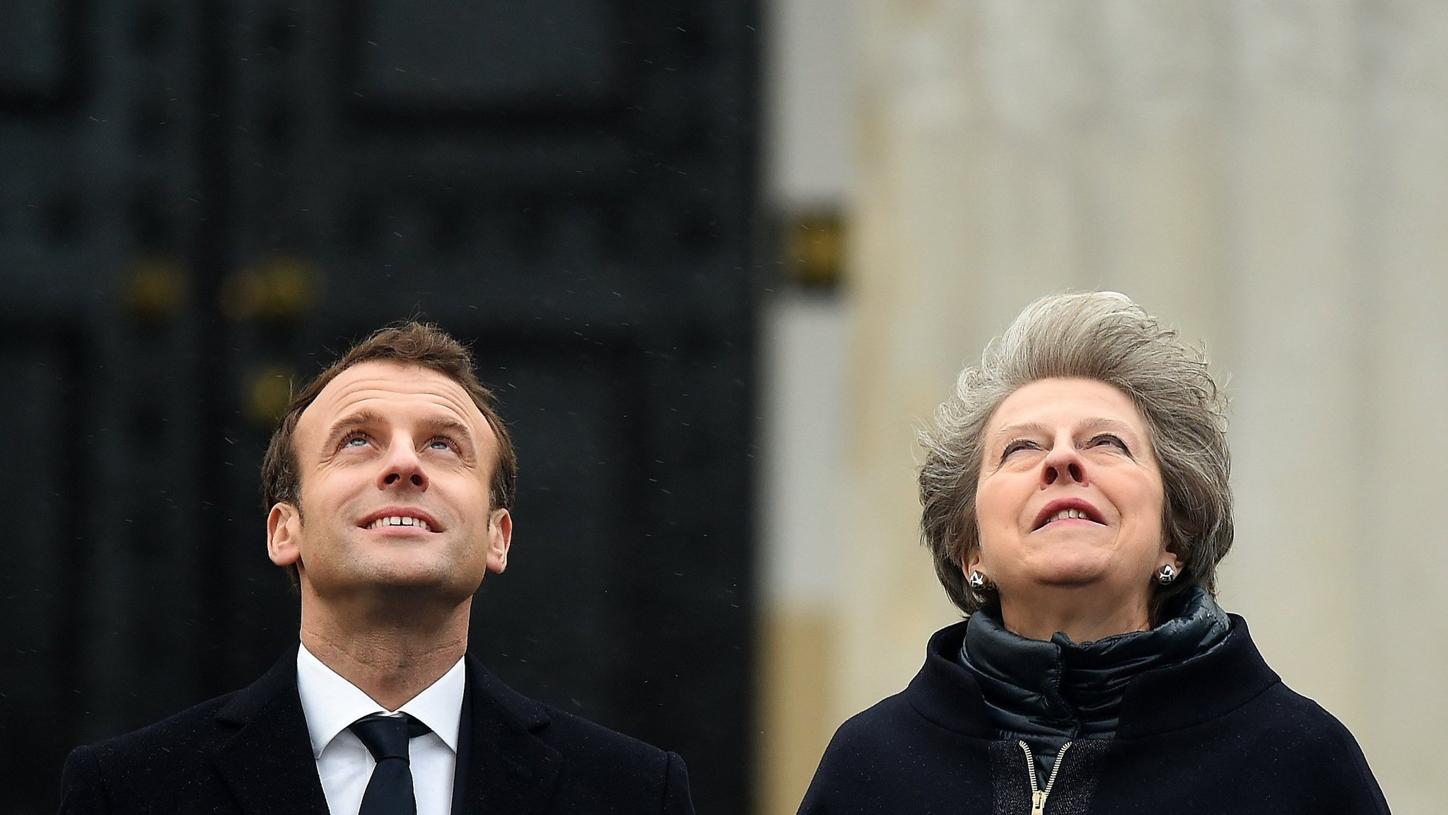 Entente kept cordiale as May and Macron test relationship