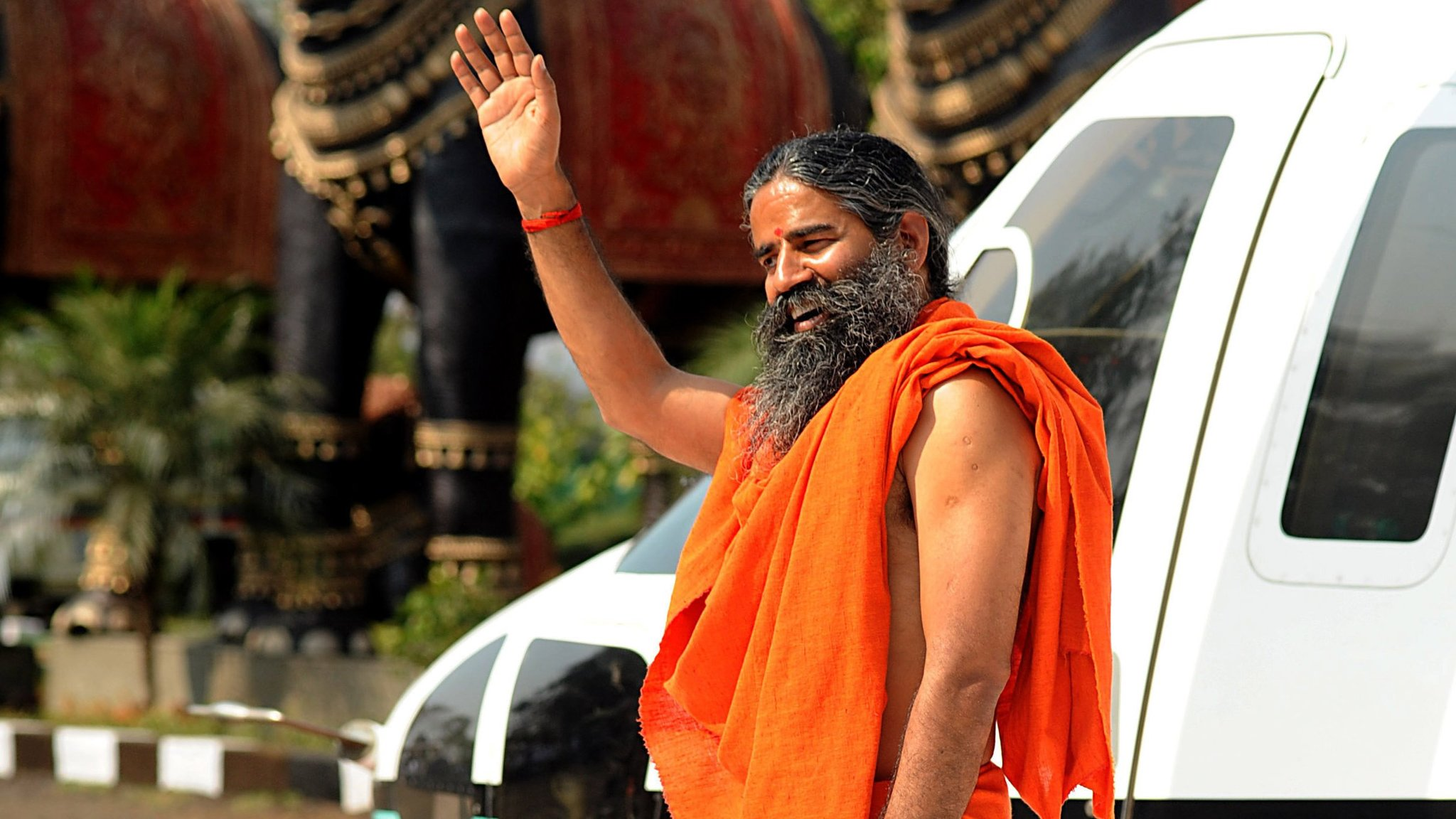 Indian Guru Baba Ramdev Expands Into Private Security Financial Times