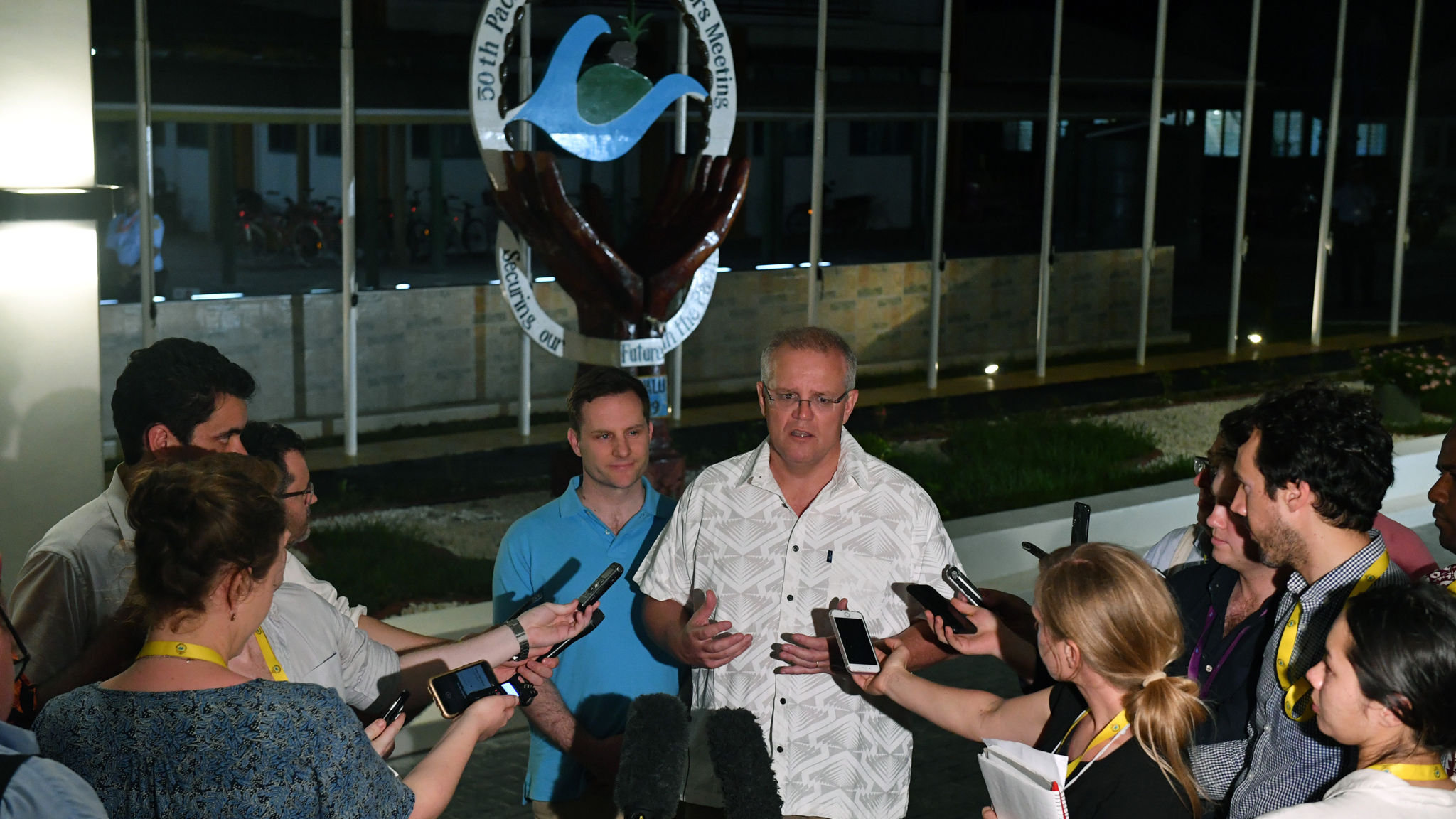 Australia blocks climate change push by Pacific Islands nations