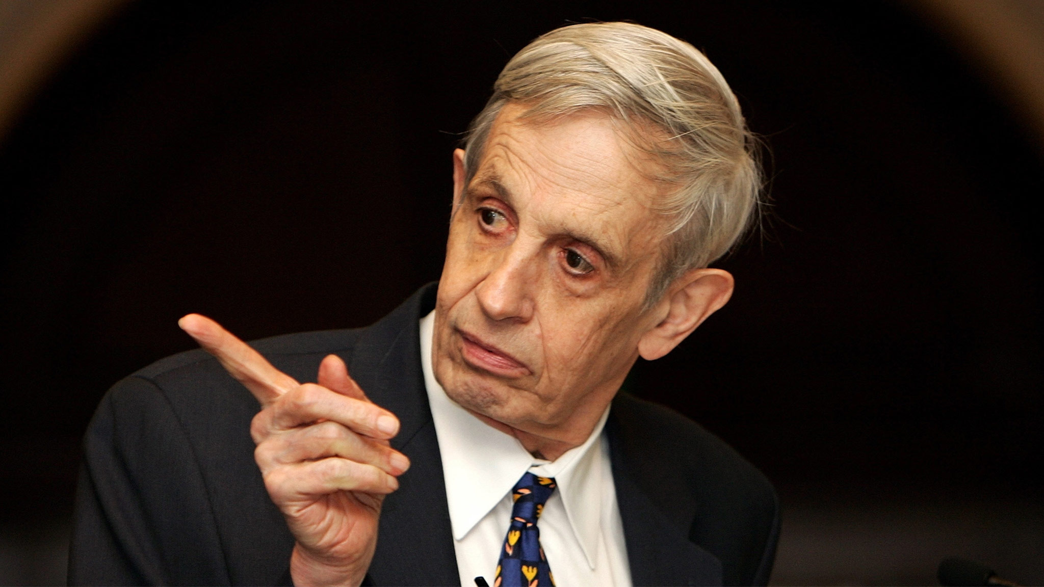 john forbes nash phd thesis