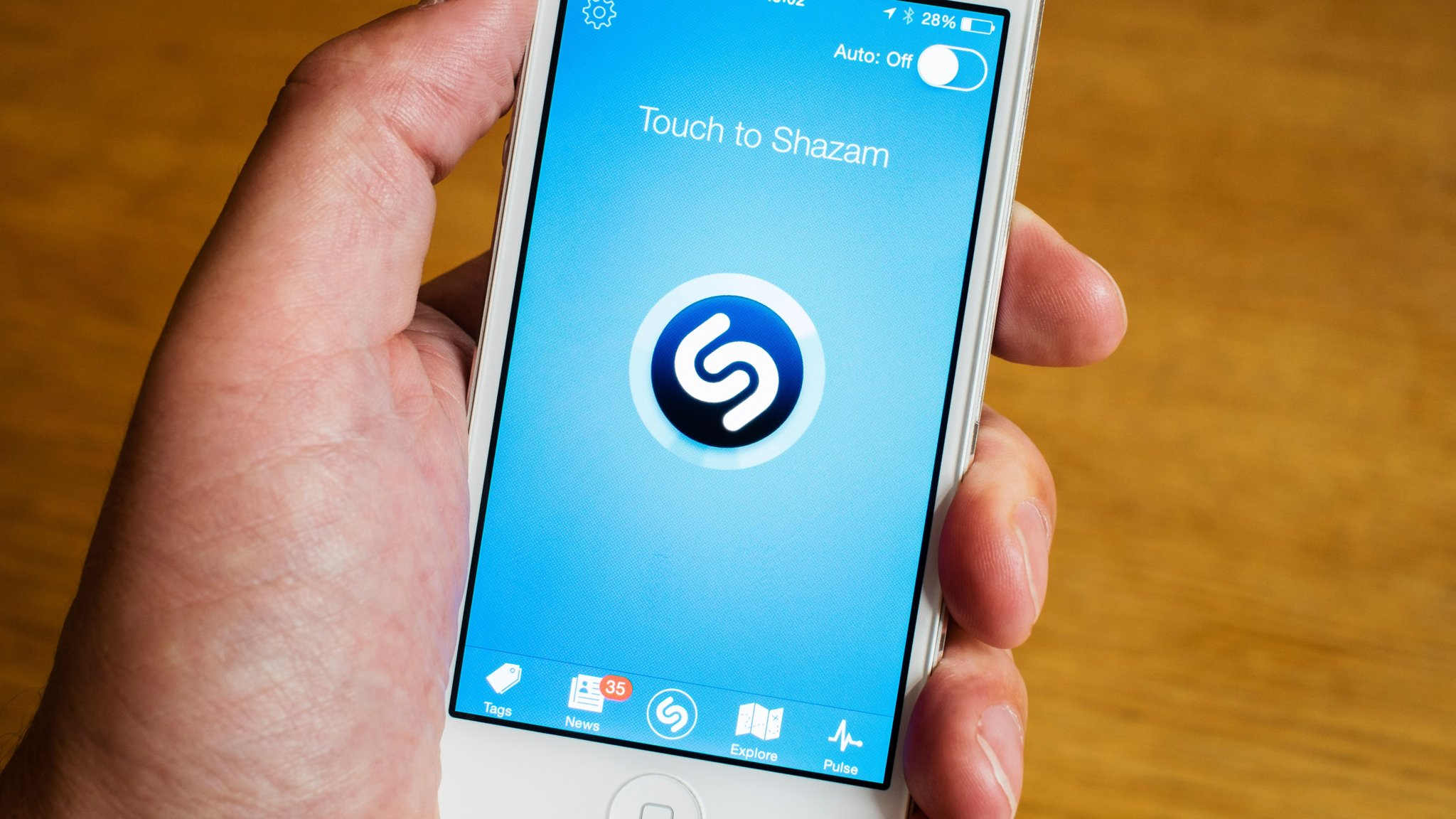 Apple confirms plans to buy music recognition app Shazam