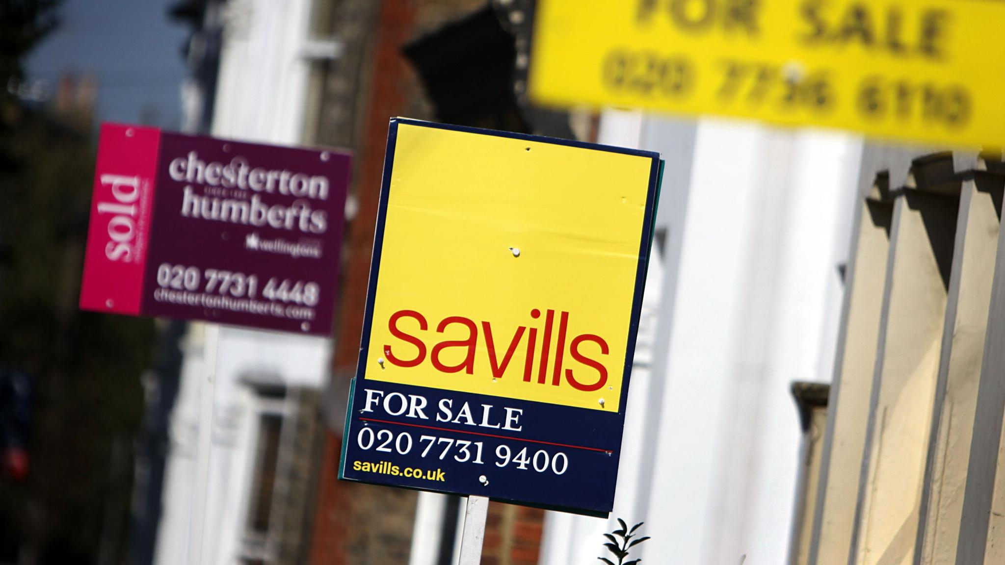 New mortgage rules 'penalise pension savers' | Financial Times
