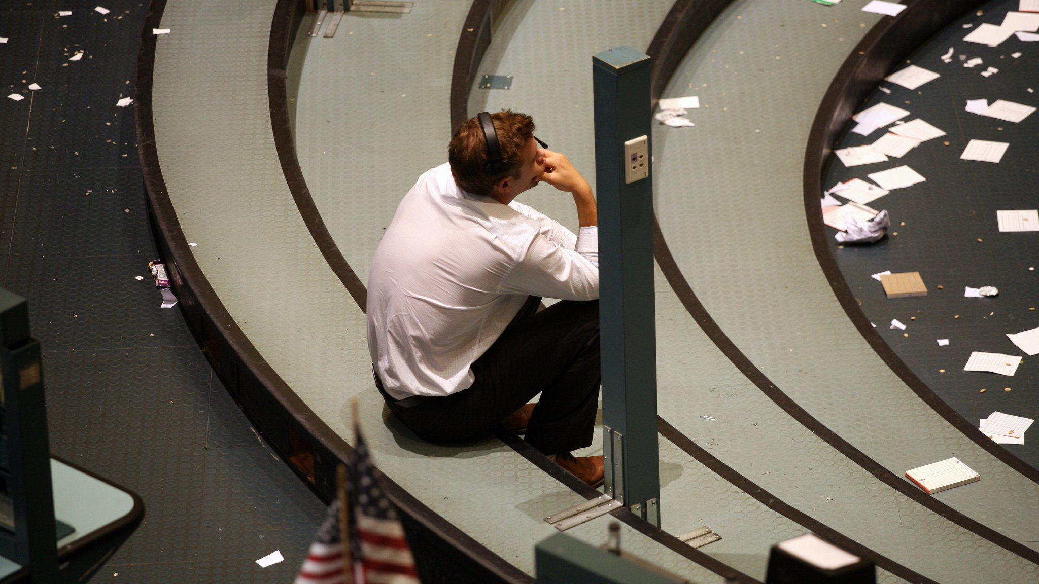 Trading: What happened when the pit stopped   Financial Times