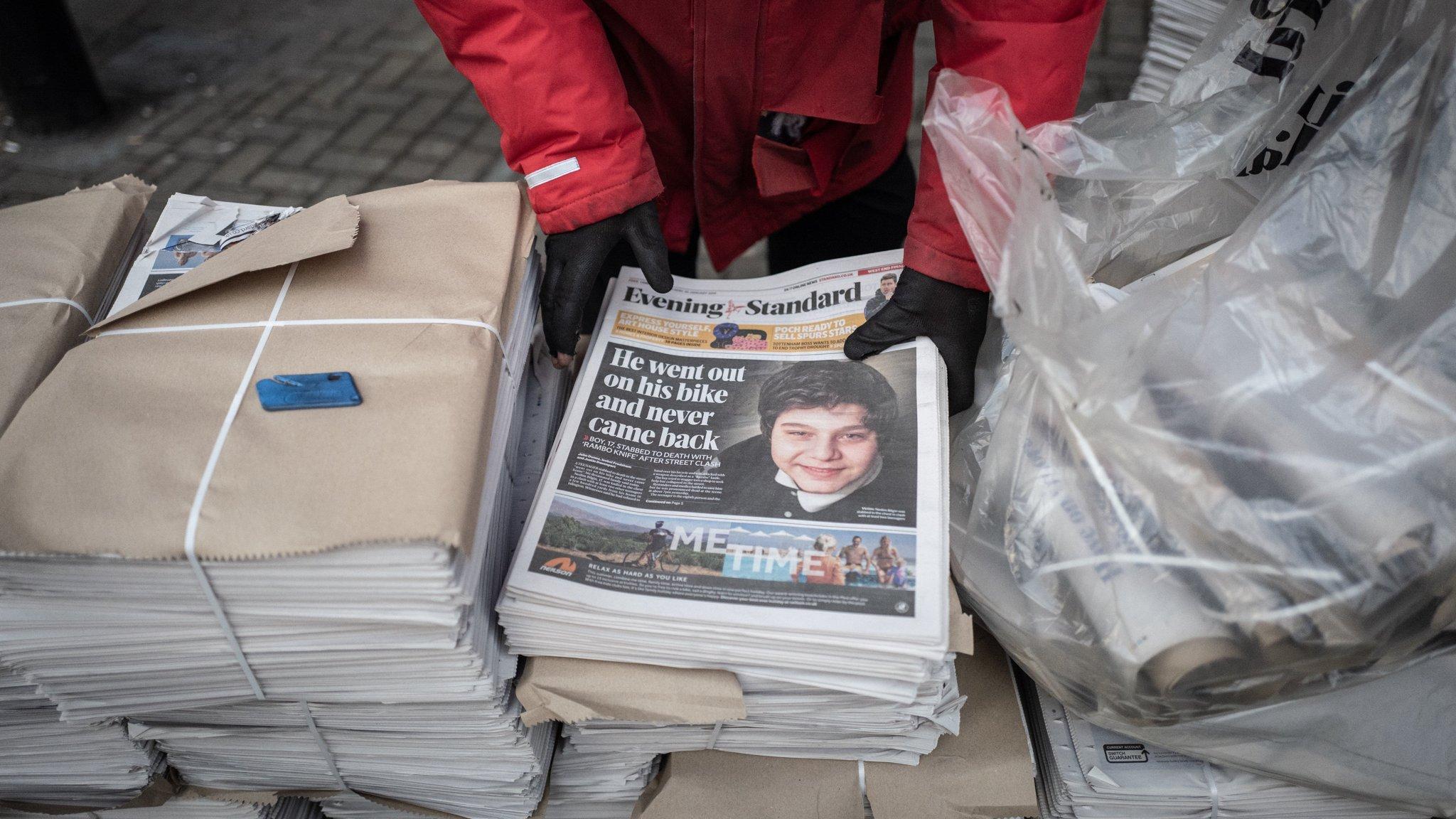 Resultado de imagen de Mystery Become a part of 20% of foreign investor Evening Standard