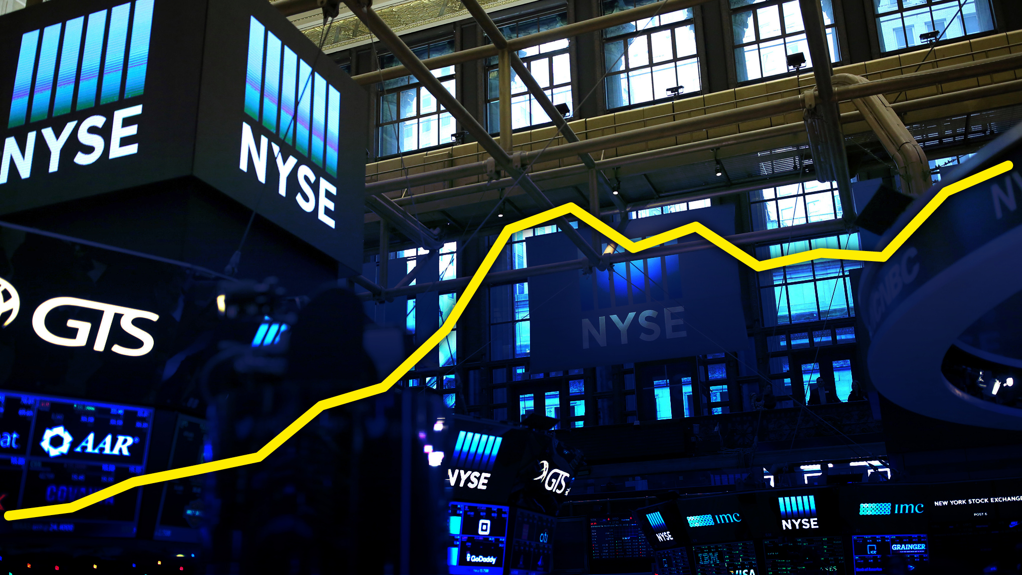 ETFs are eating the US stock market | Financial Times